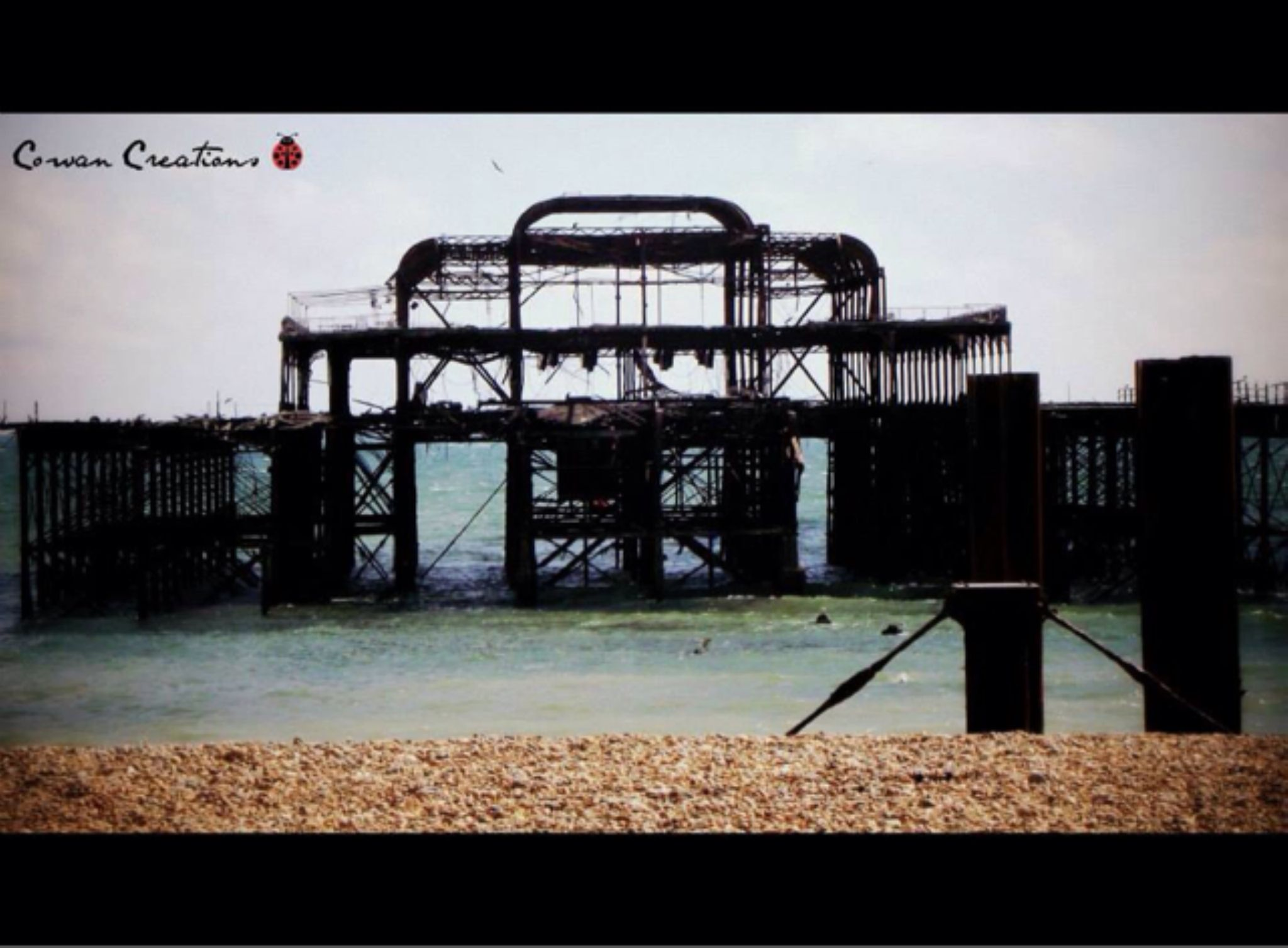 West Pier by CowanCreations