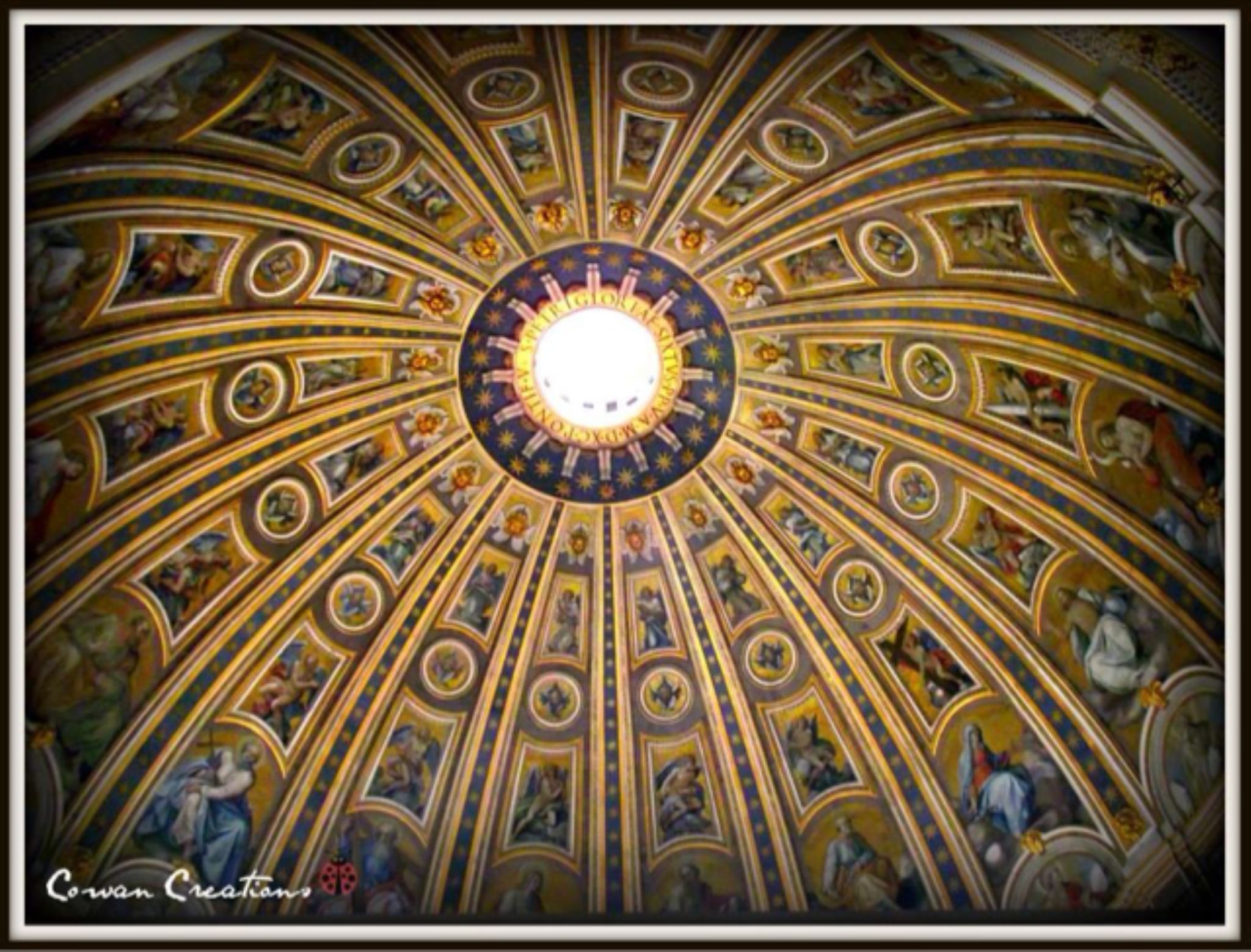 Ceiling by CowanCreations