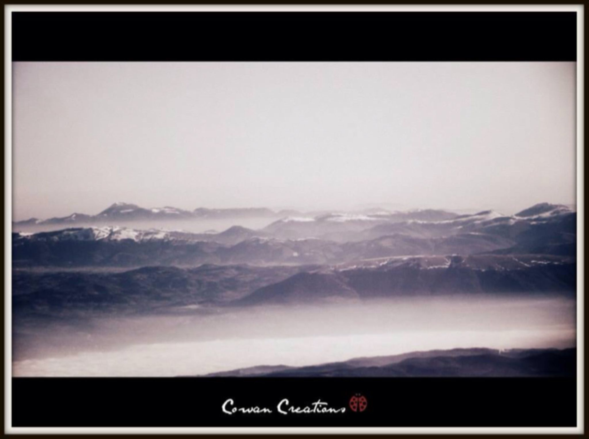 Mountains by CowanCreations