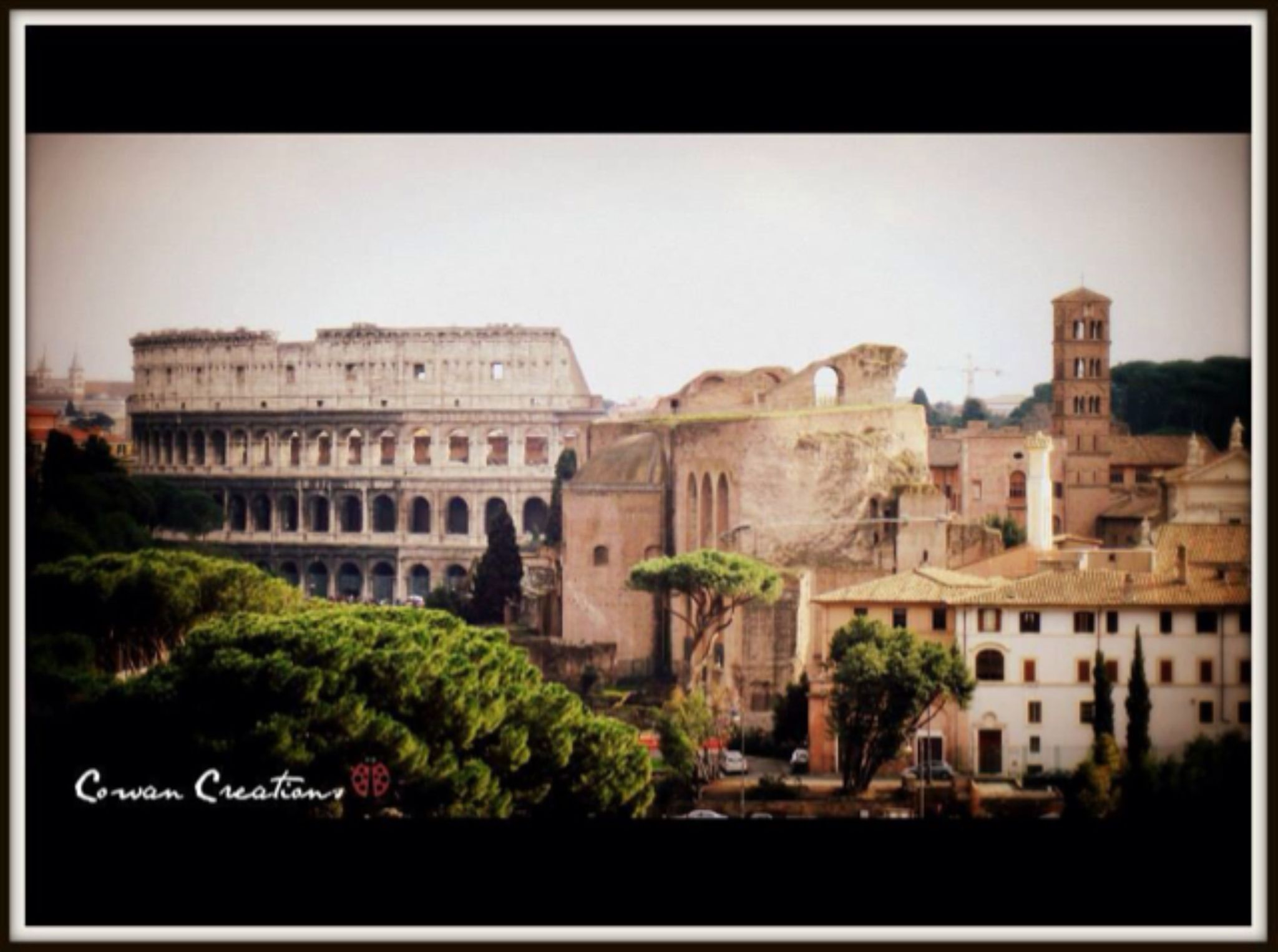 Colosseum by CowanCreations