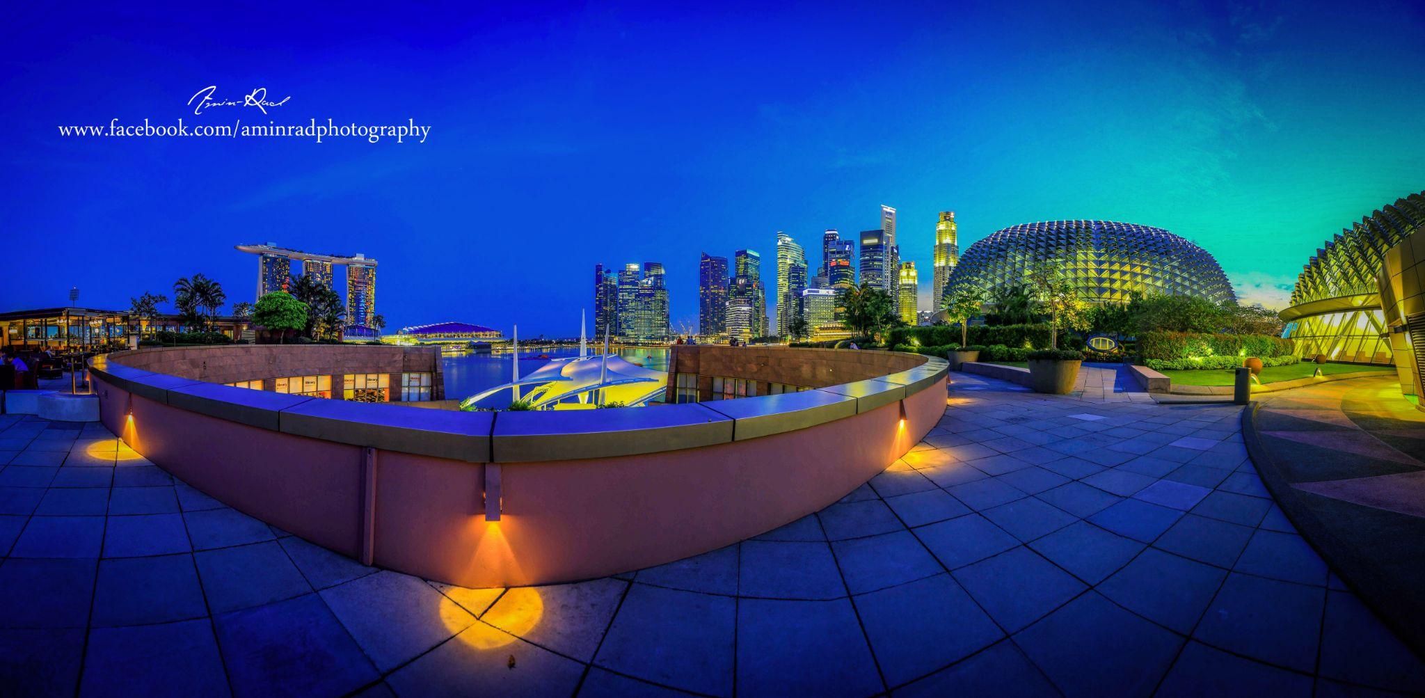 Magical Sky by AminRad