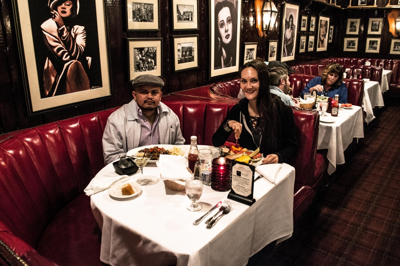 Smoke House Restaurant La La Land movie by friendlylocalguides