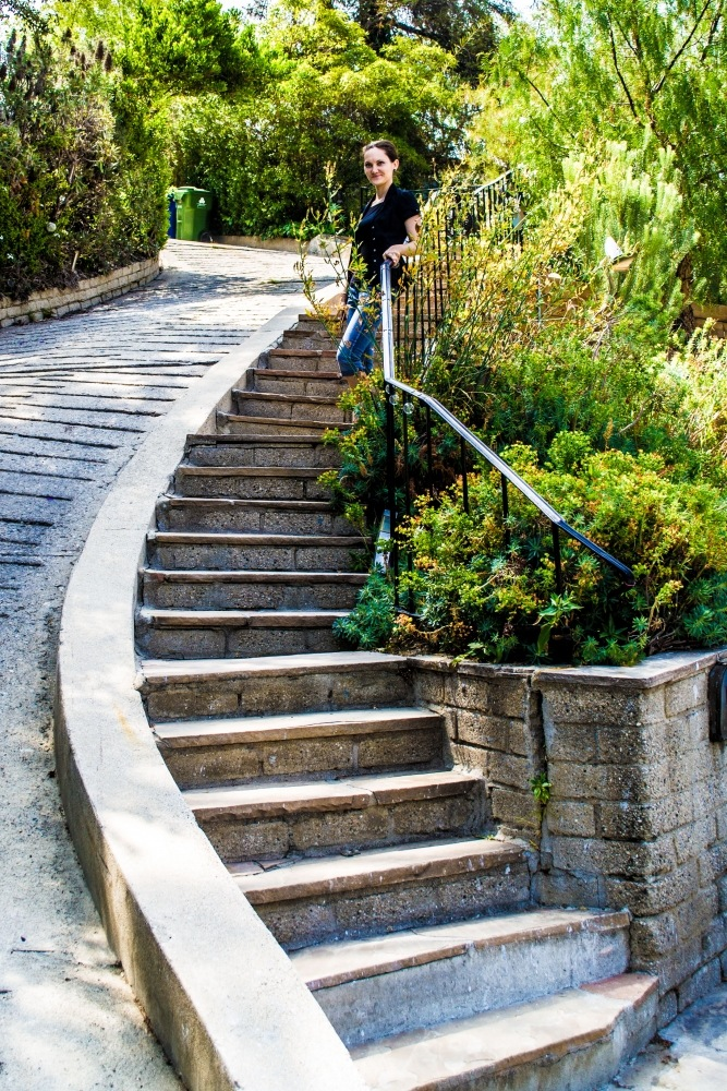 Photo Shoot on Beautful Stairs by friendlylocalguides