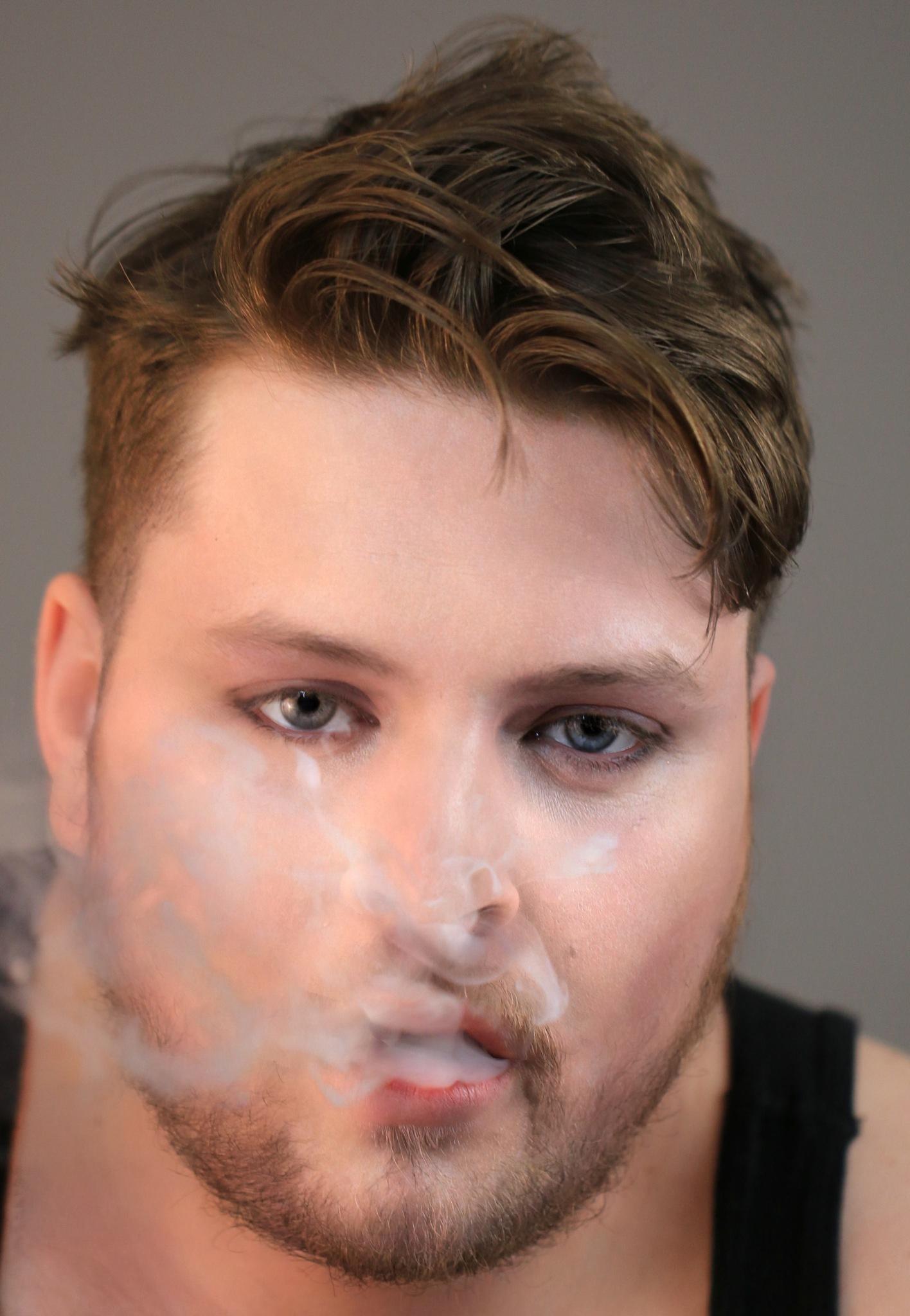Smoke  by Natasa Nastova Panova