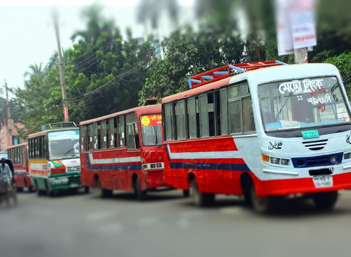 Tranportation by ShyamalKBanik