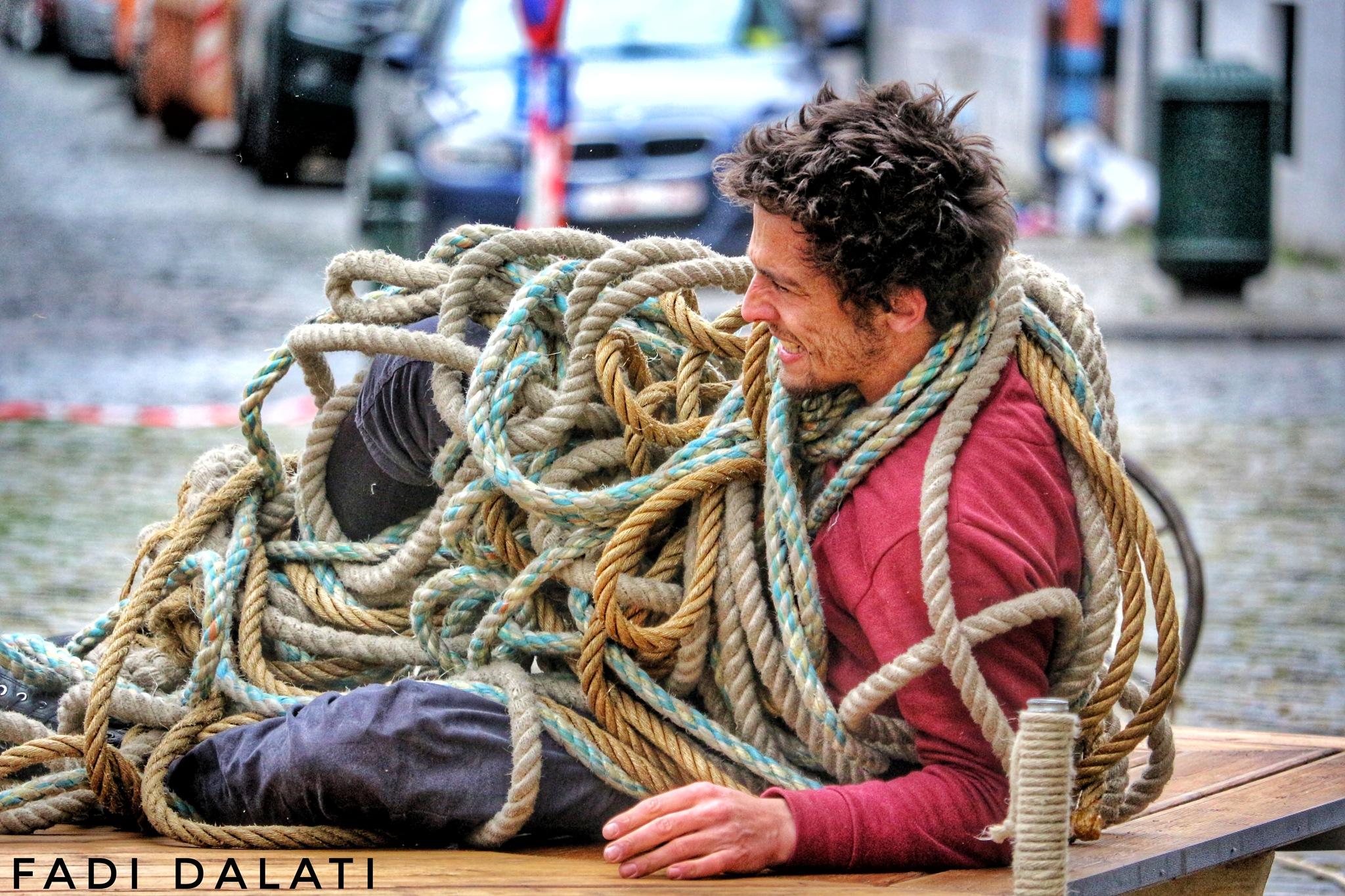Struggle  by Fadi Dalati
