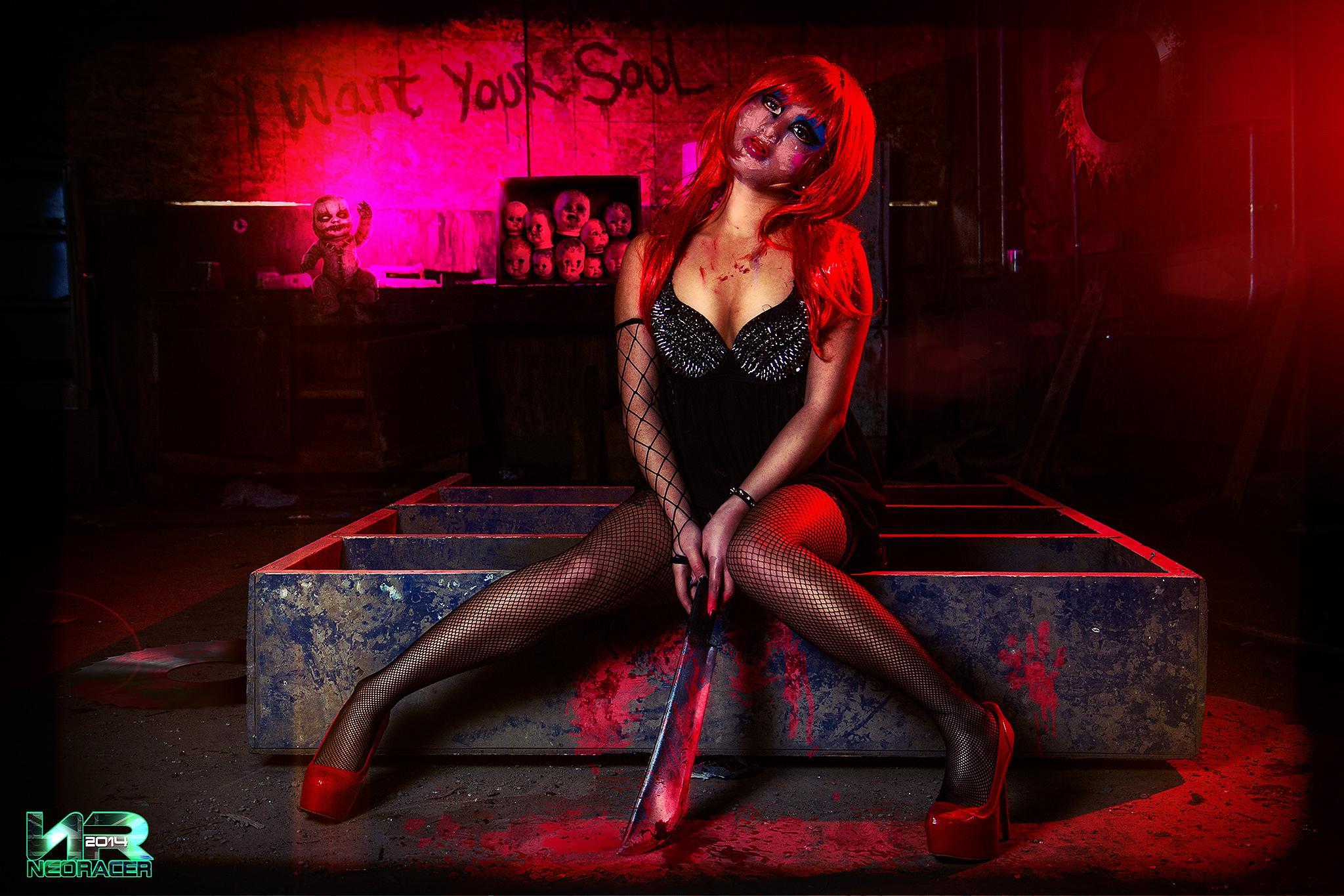 Photo in Fashion #halloween #horror #mask