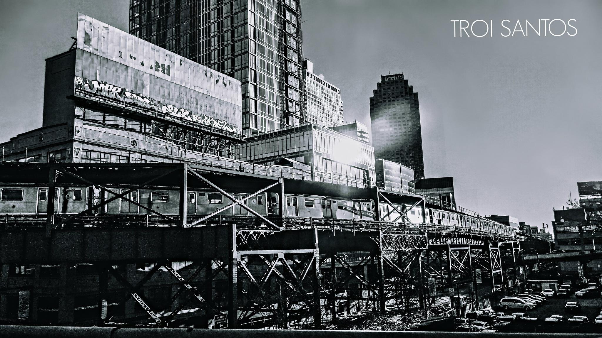 7 TRAIN by Troi Santos