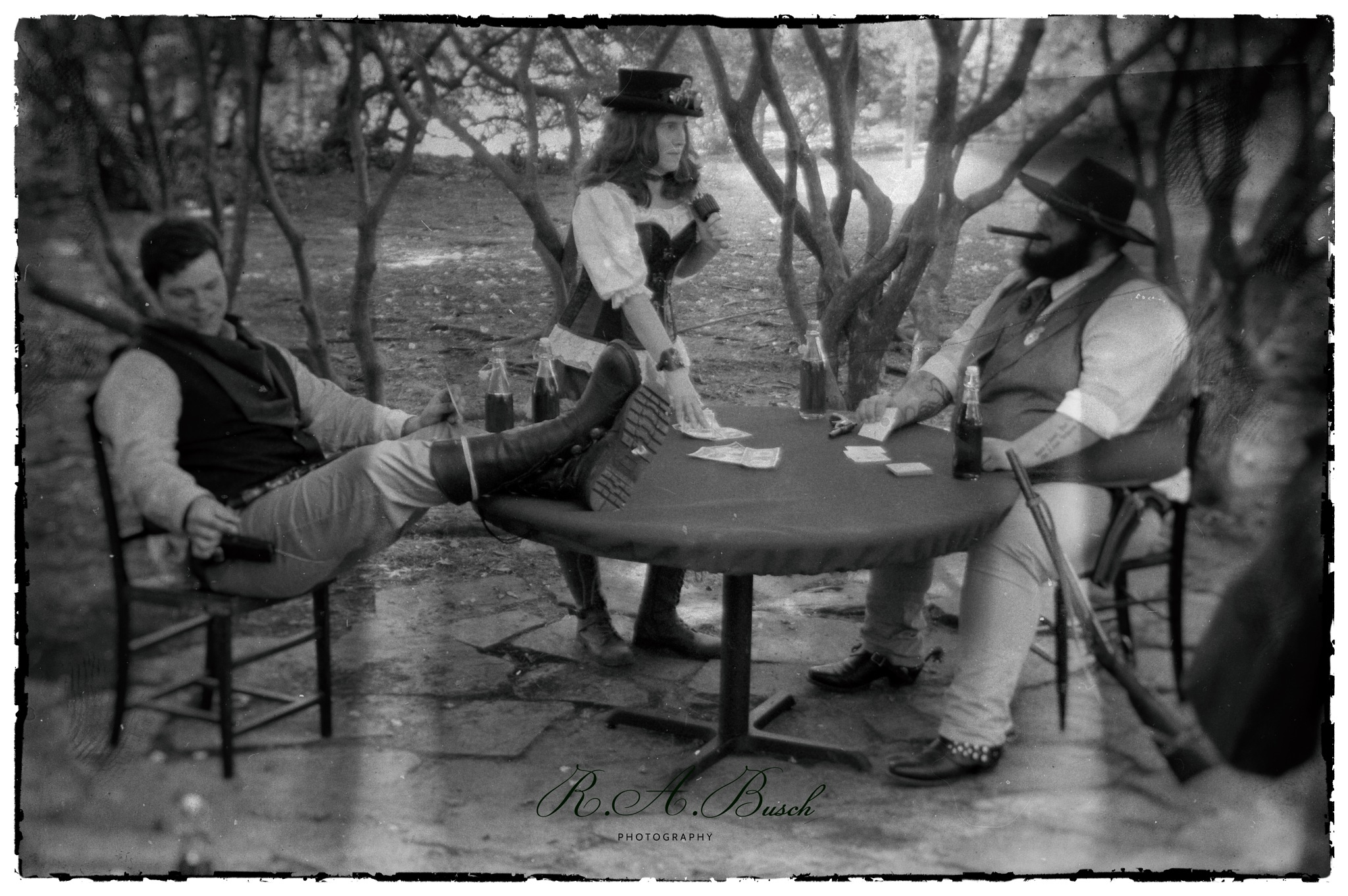 I want to play cards too by RichardABusch