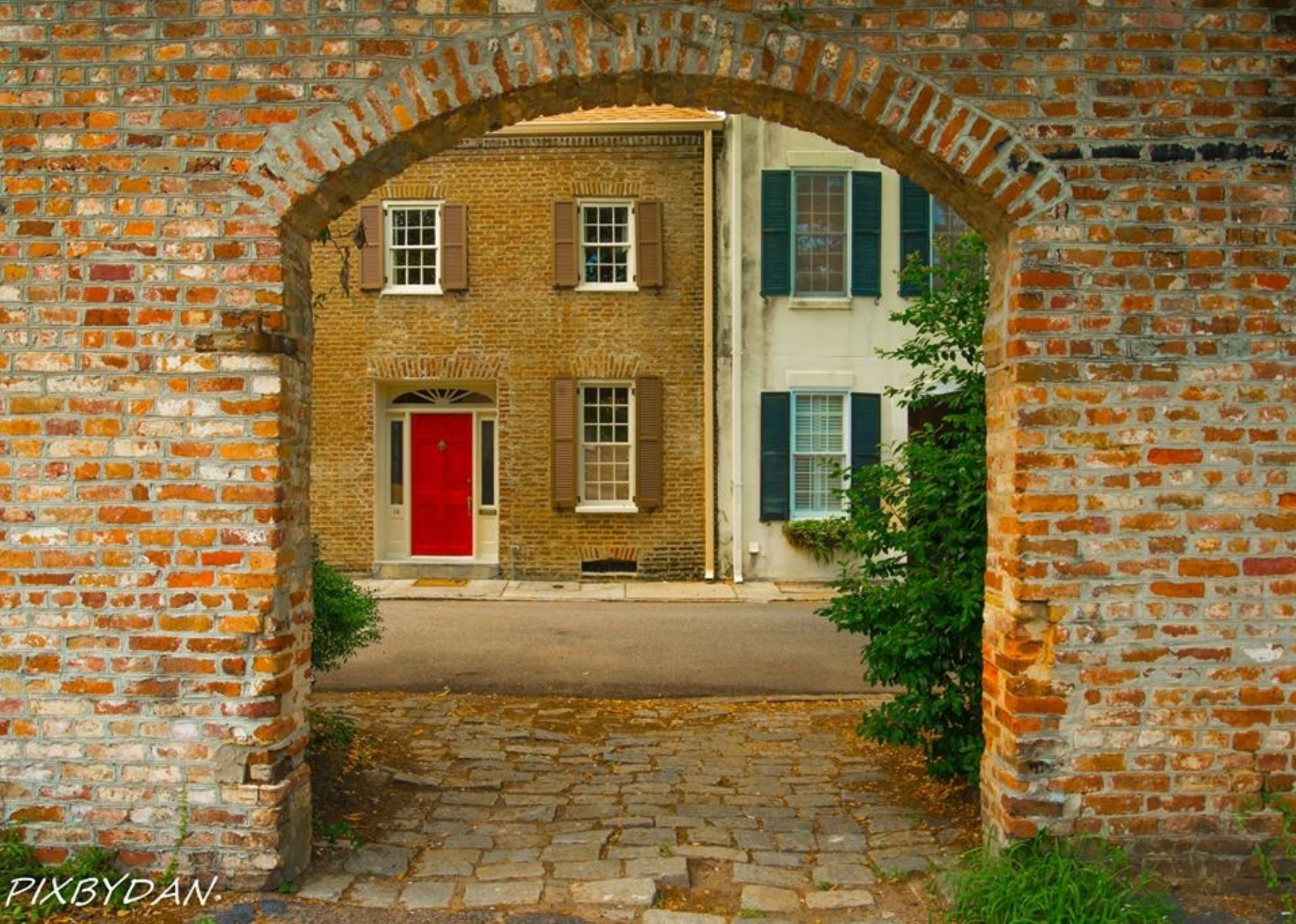 Charleston SC  by Daniel Wade