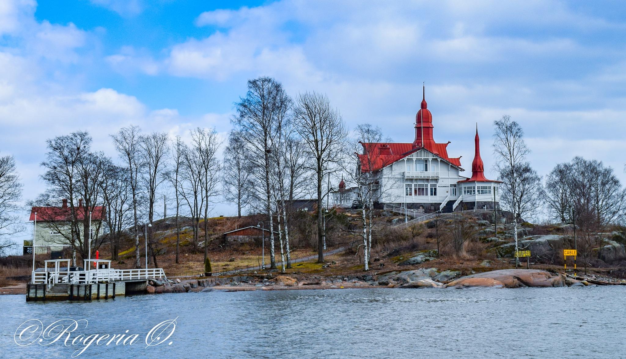 Katajanokka by Rogeria Øksendal