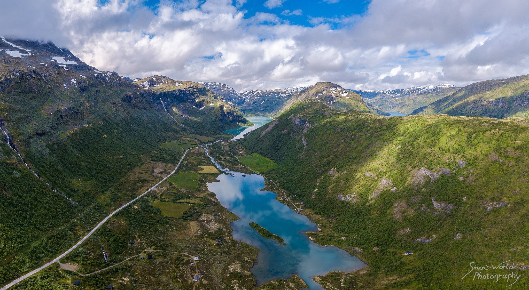 Norway_Blue Lake by Simon's - World Photography