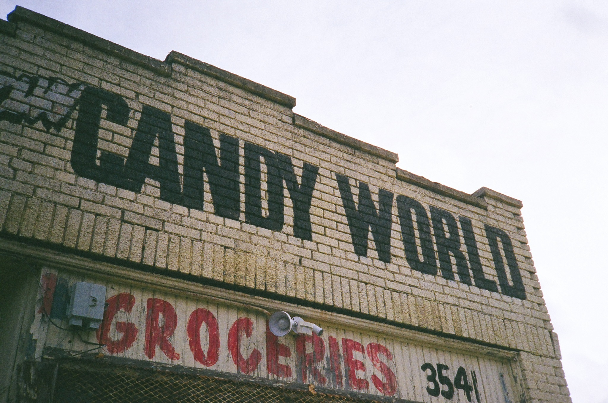 Candy World.  by EvanHutchings