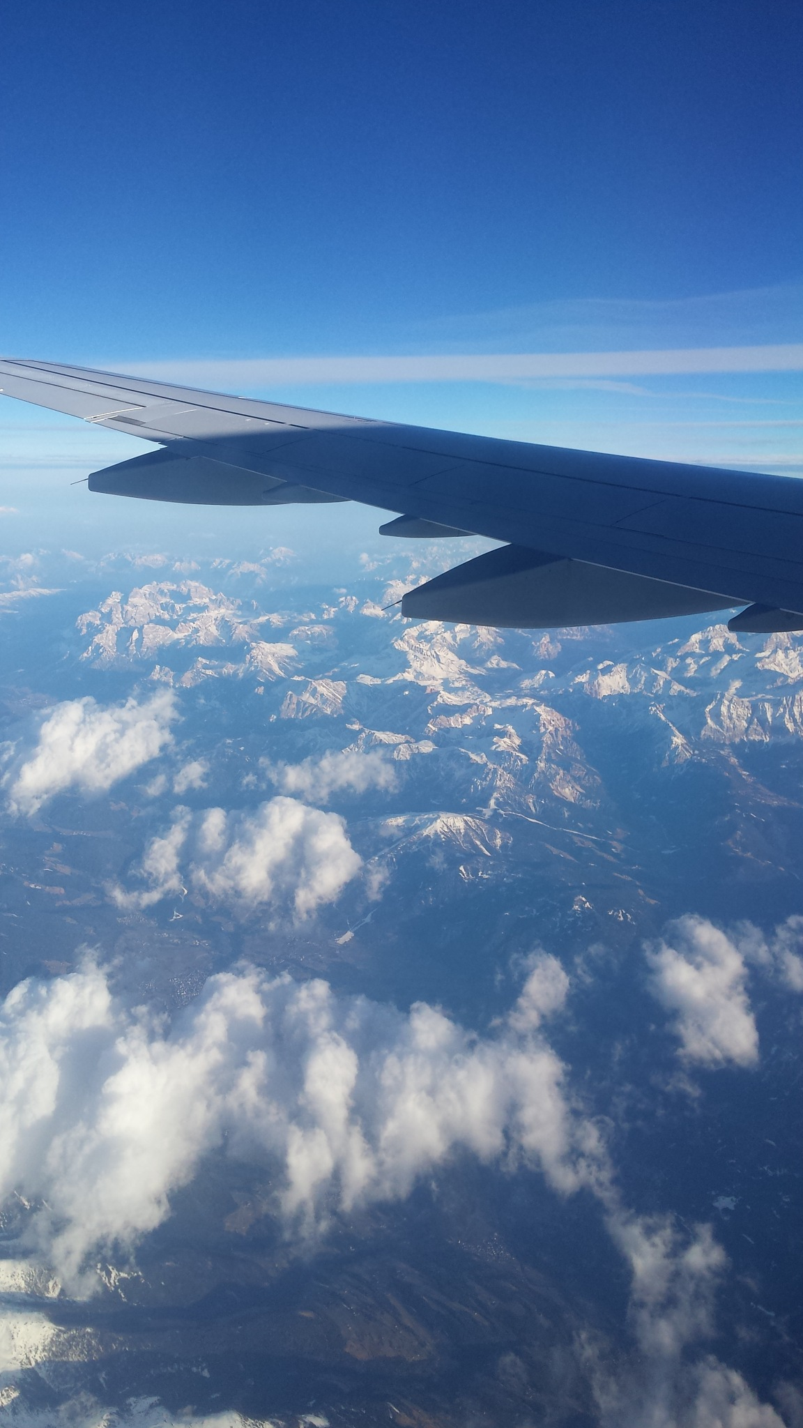 fly on swiss alps by Sergio69