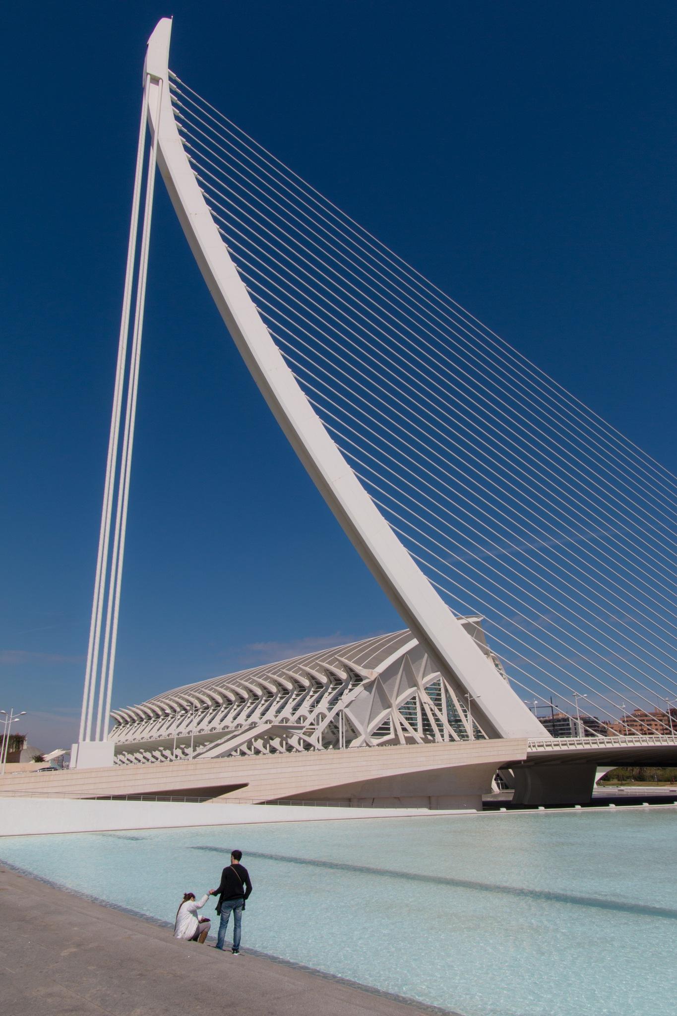 Valencia. by KrisSchellekens
