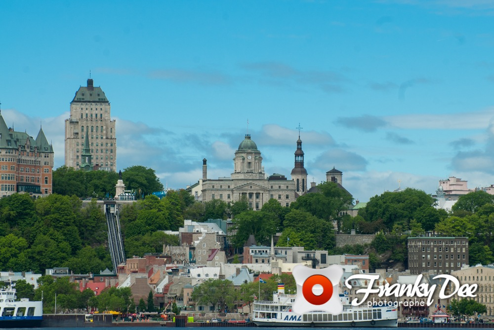 Little view of Quebec by ..:: FRANKYDEE ::..