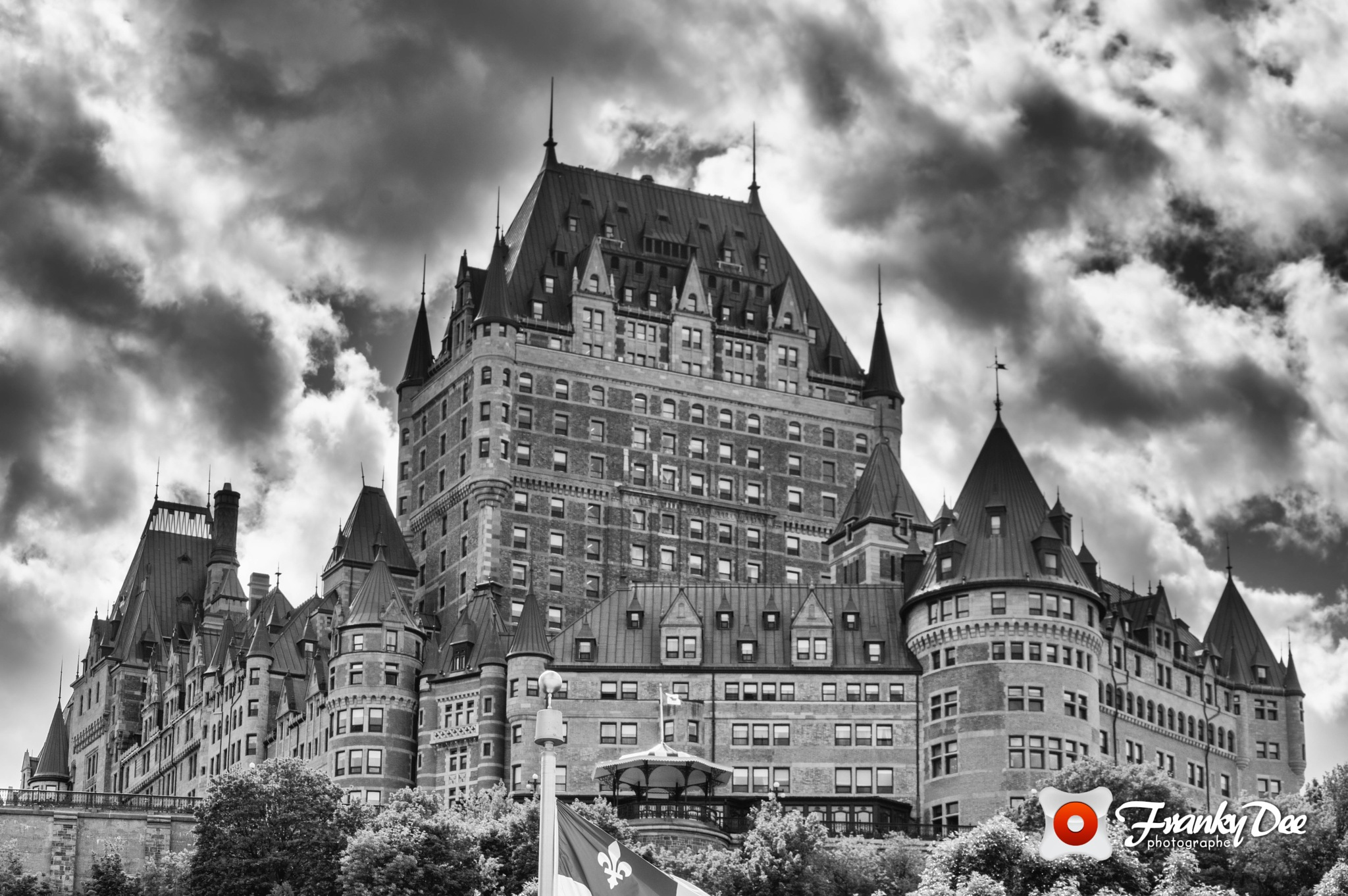 Chateau Frontenac by ..:: FRANKYDEE ::..