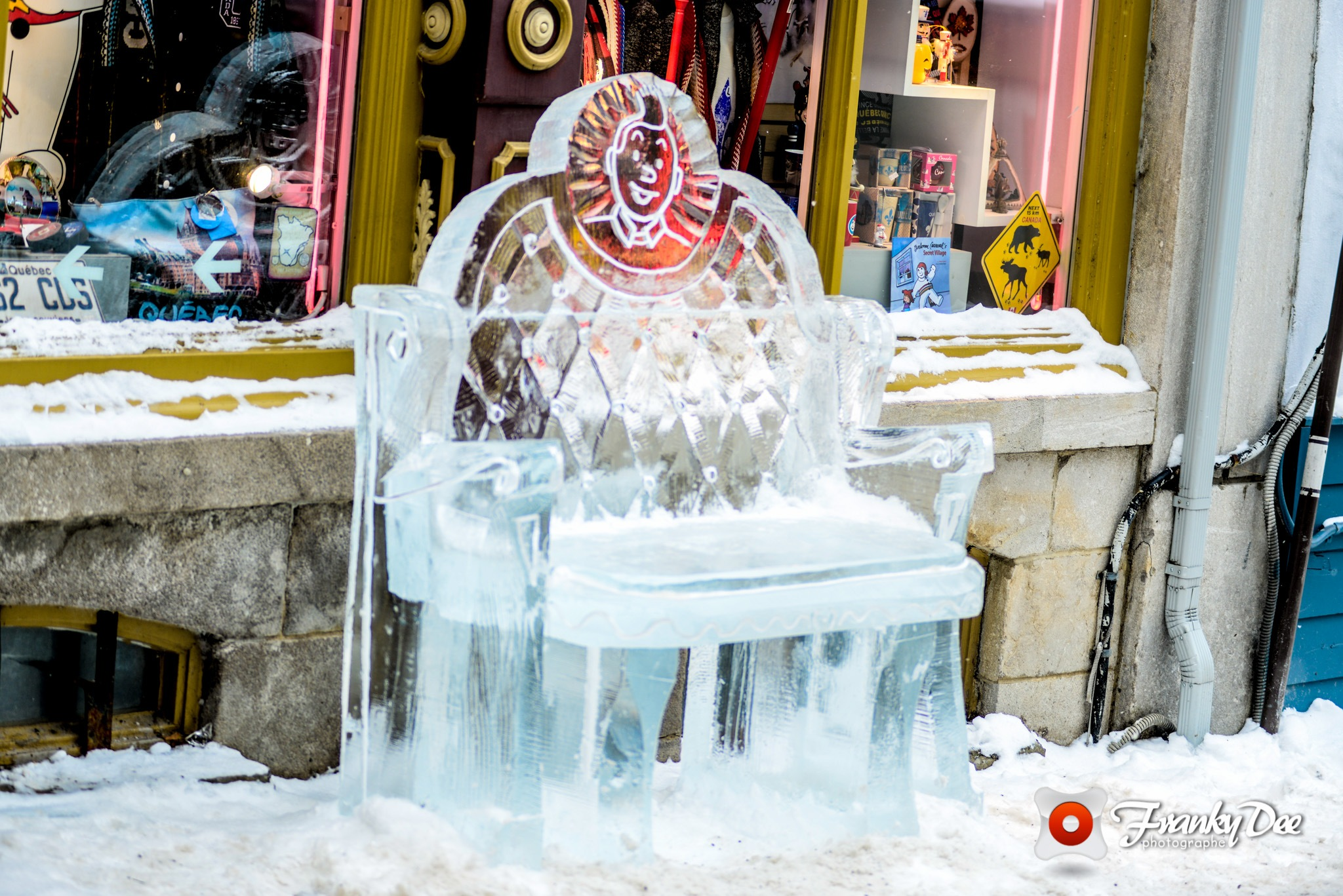 ICE WORK - Nice place to sitdown by ..:: FRANKYDEE ::..