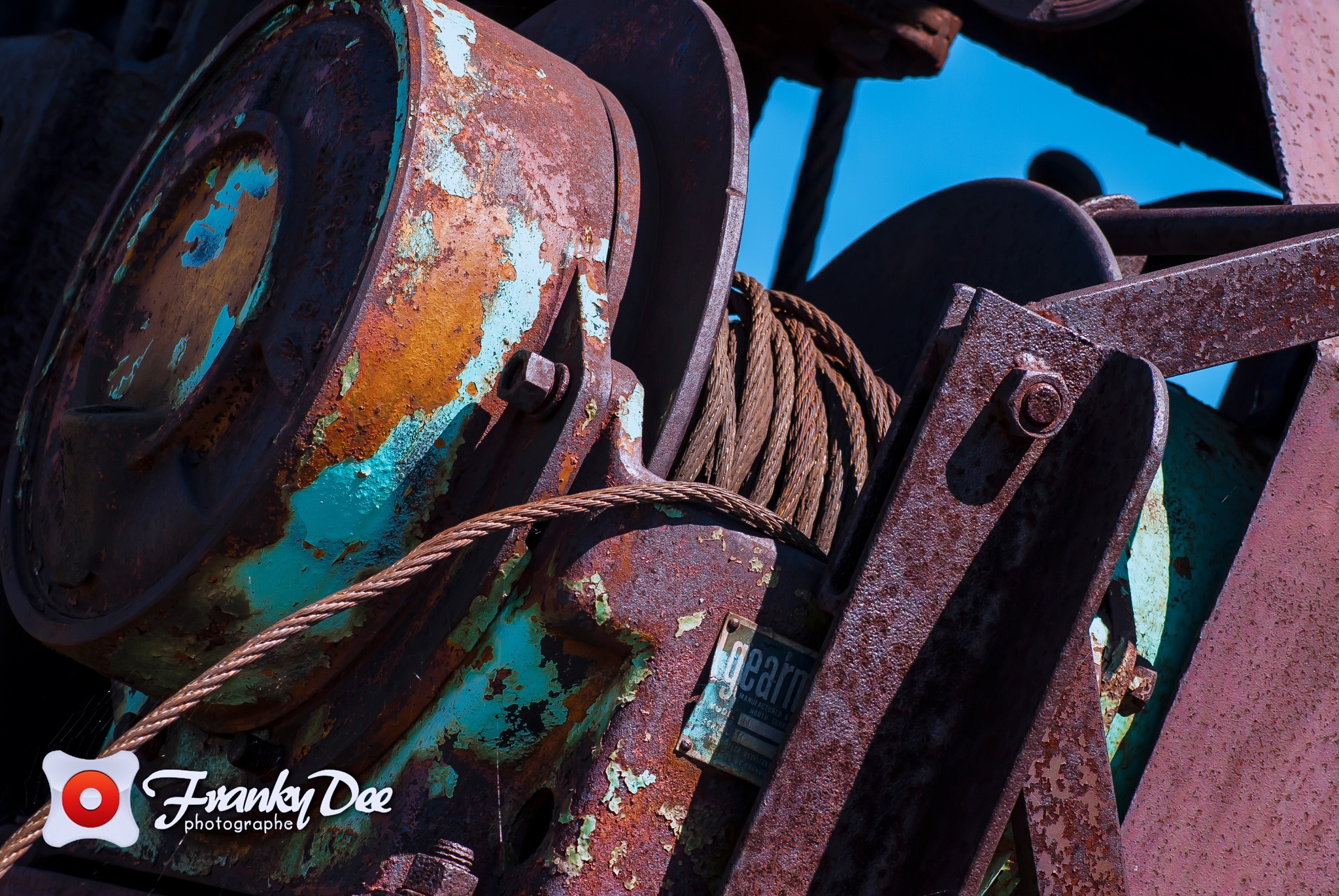 Part of Ship Building...what is left by ..:: FRANKYDEE ::..