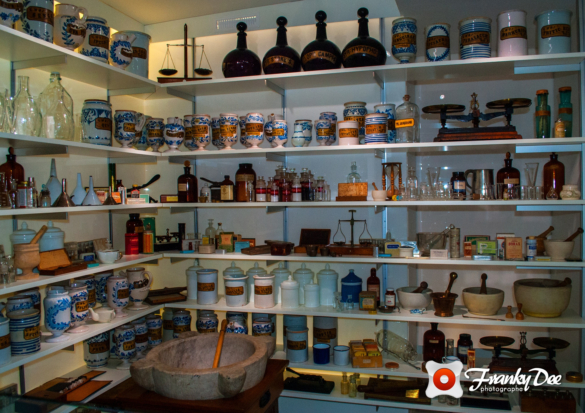 An old medicine storage  ;) by ..:: FRANKYDEE ::..