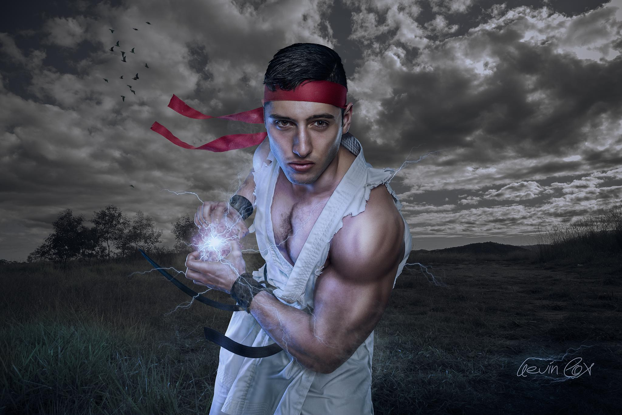 Ryu by Kevin Cox