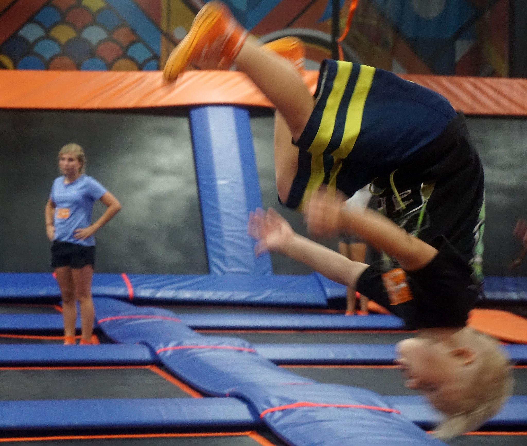 super bounce by Jamie Lazenby