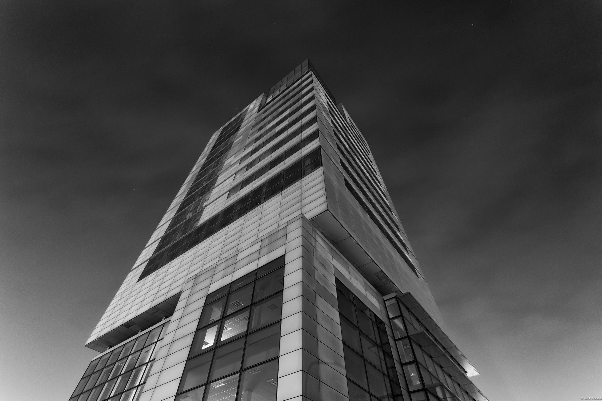 Magic tower by PrandelliNicolo