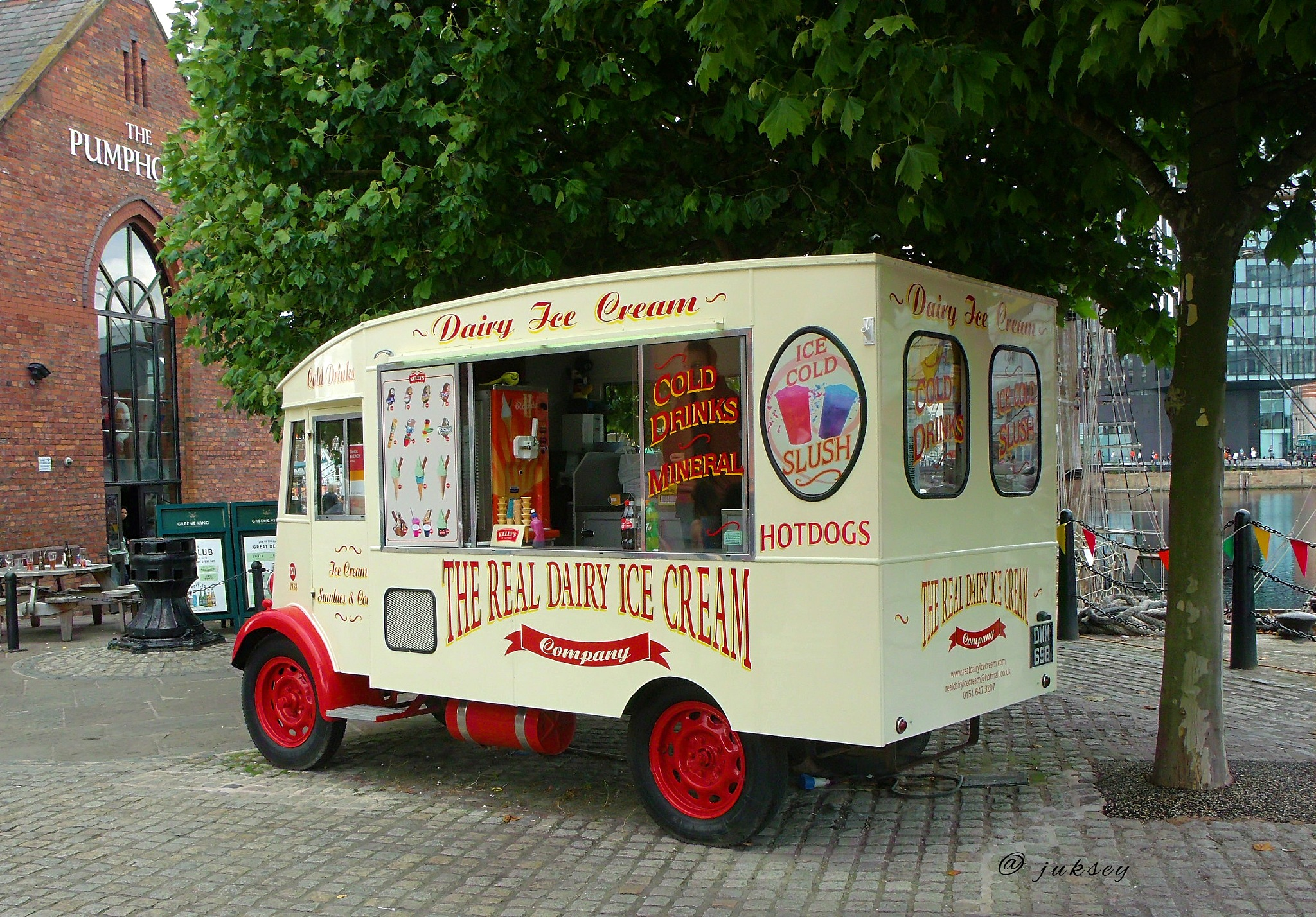 any one for ice cream by Chris Jukes