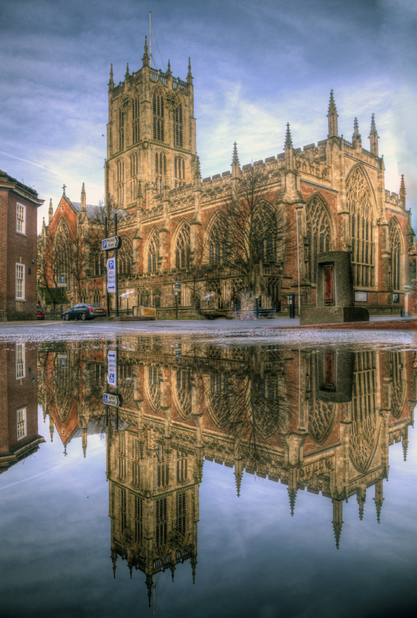 trinity puddle by kbr61263
