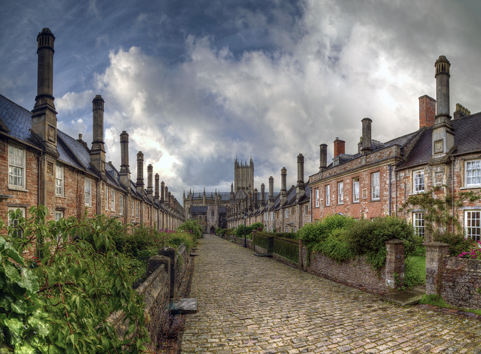Vicars close, Wells by kbr61263