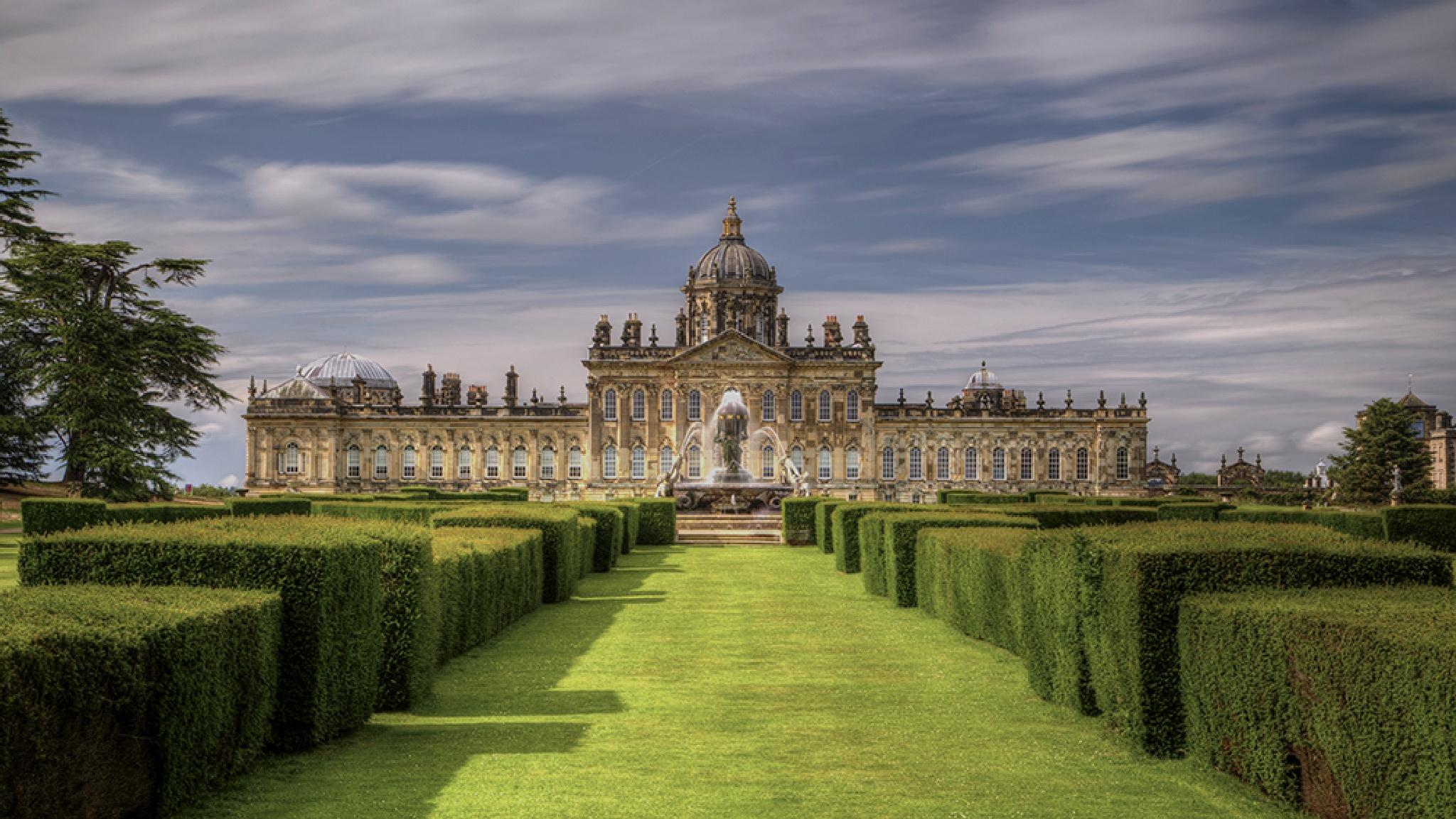 castle howard formal by kbr61263