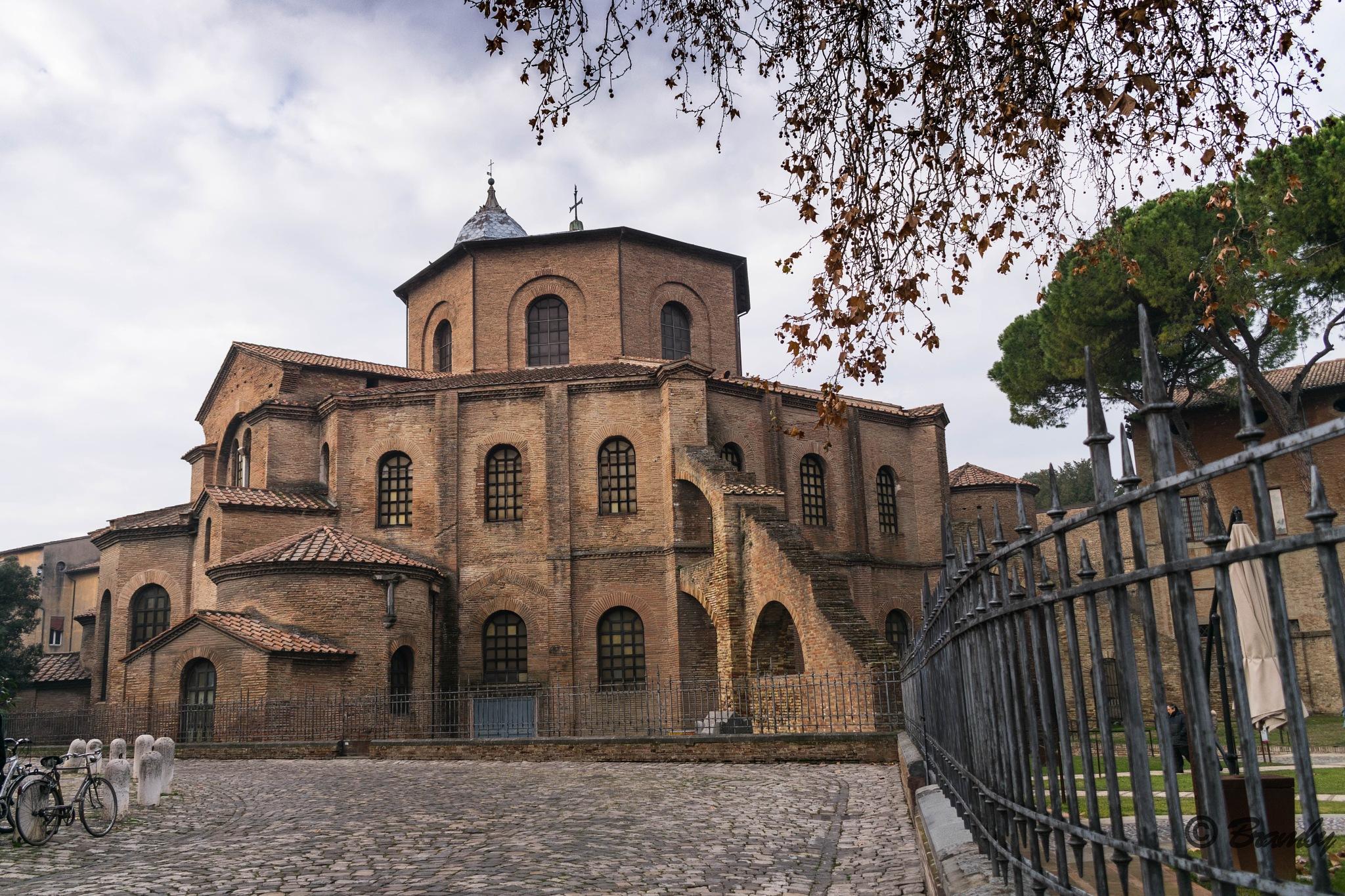 Photo in Architecture #architecture #church #italy #emilia-romagna #ravenna #unesco