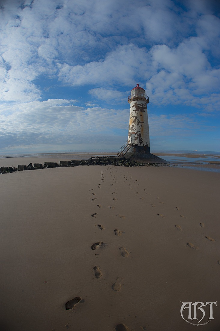 The Lighthouse by AlanRTaylor