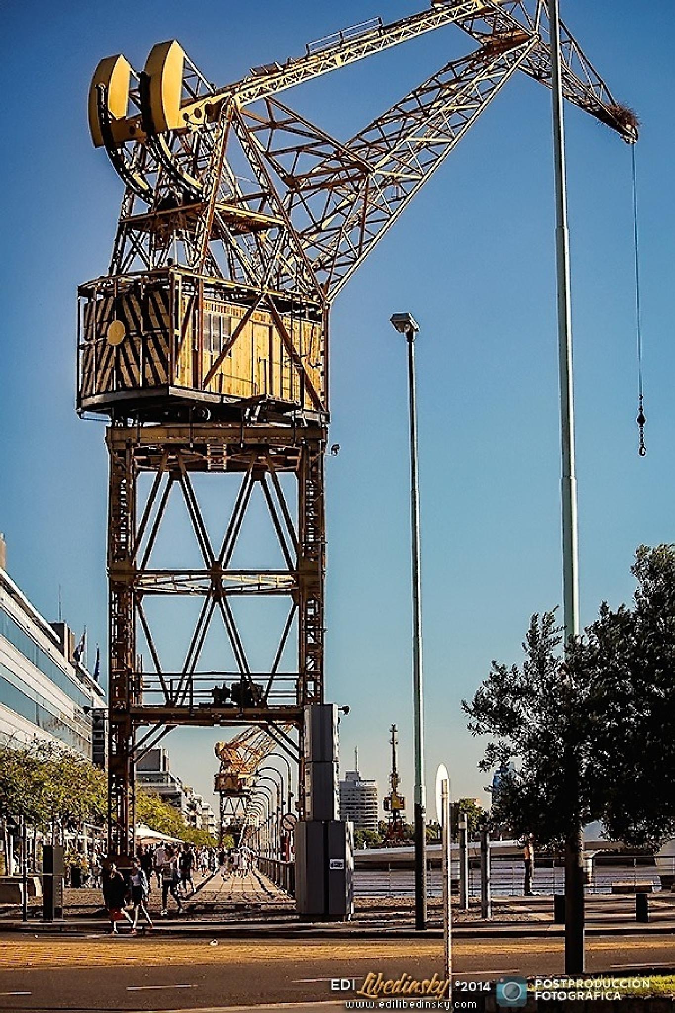 Paseo por el Centro y Pto. Madero @ Edi Libedinsky 2014 by Edi Libedinsky