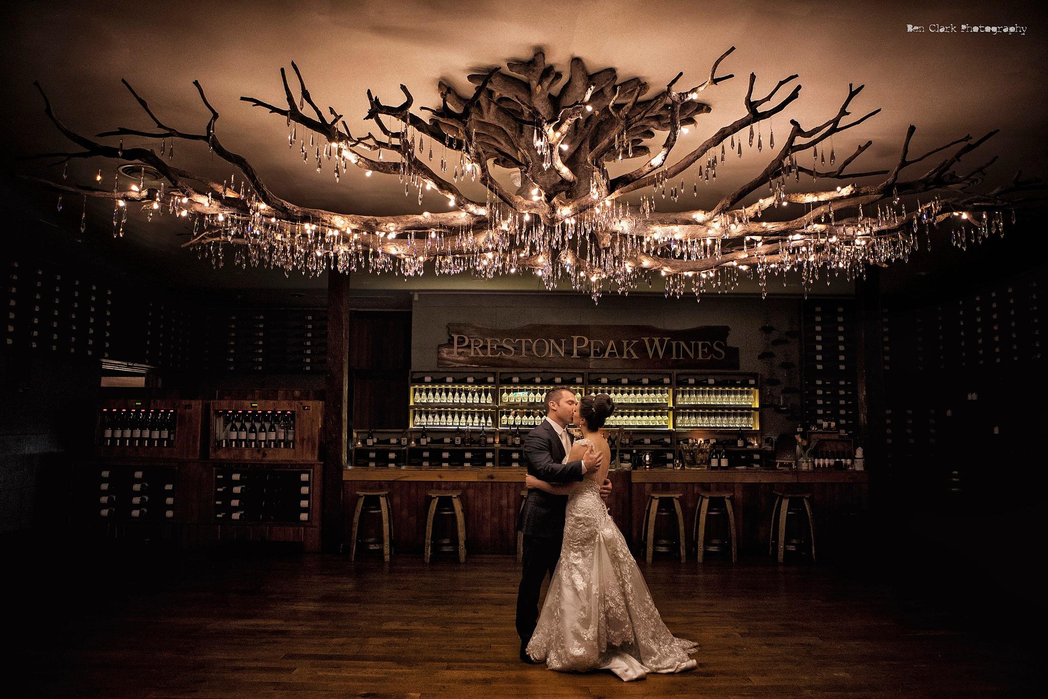 Preston Peak Winery by Ben Clark Photography
