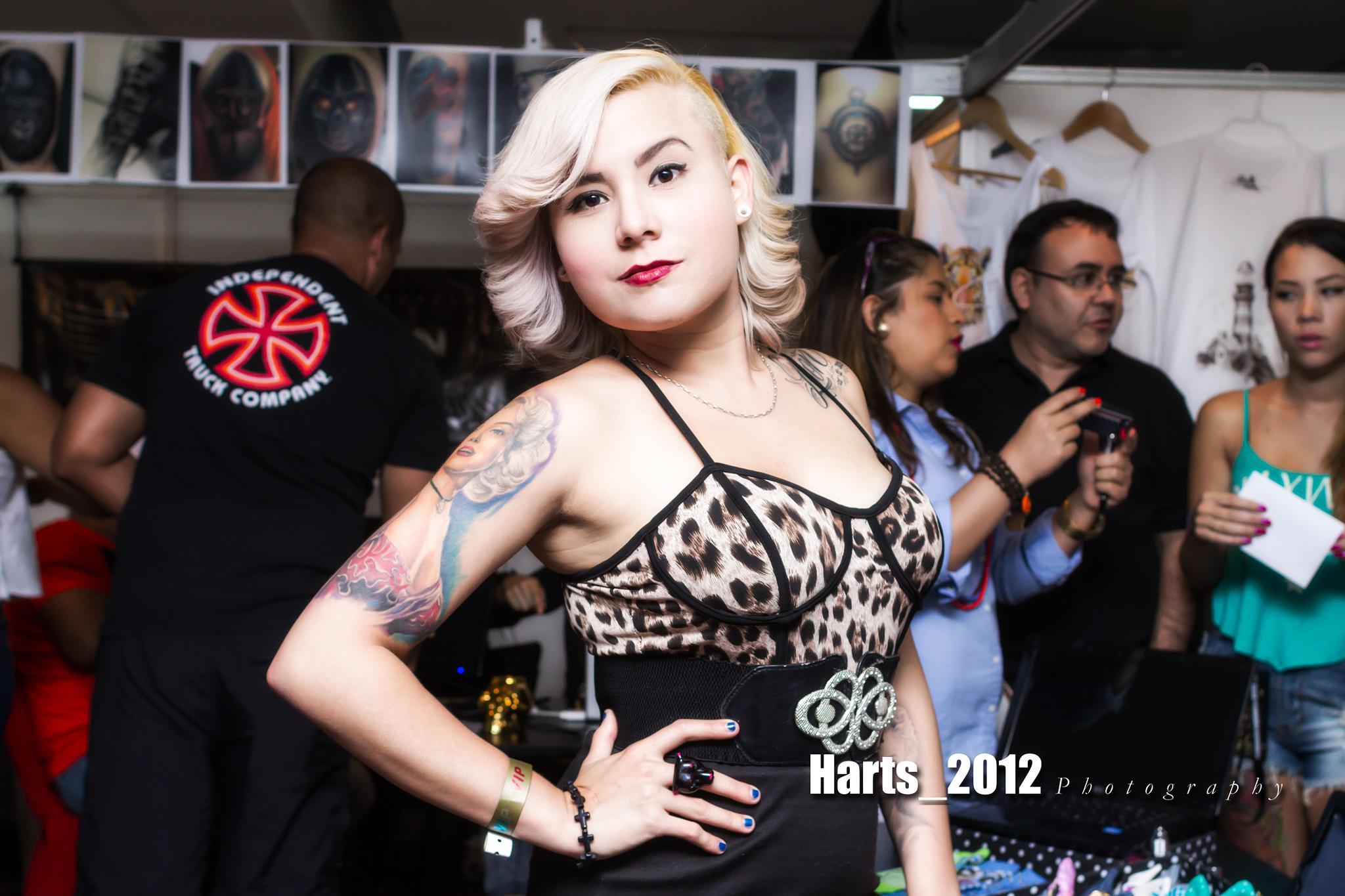 Rebel Marilyn  by Hector Romero