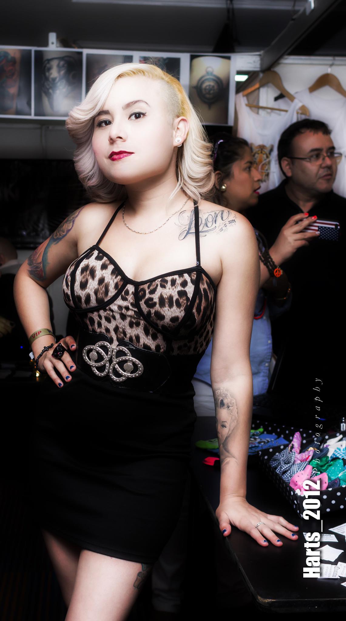 My Marilyn  by Hector Romero