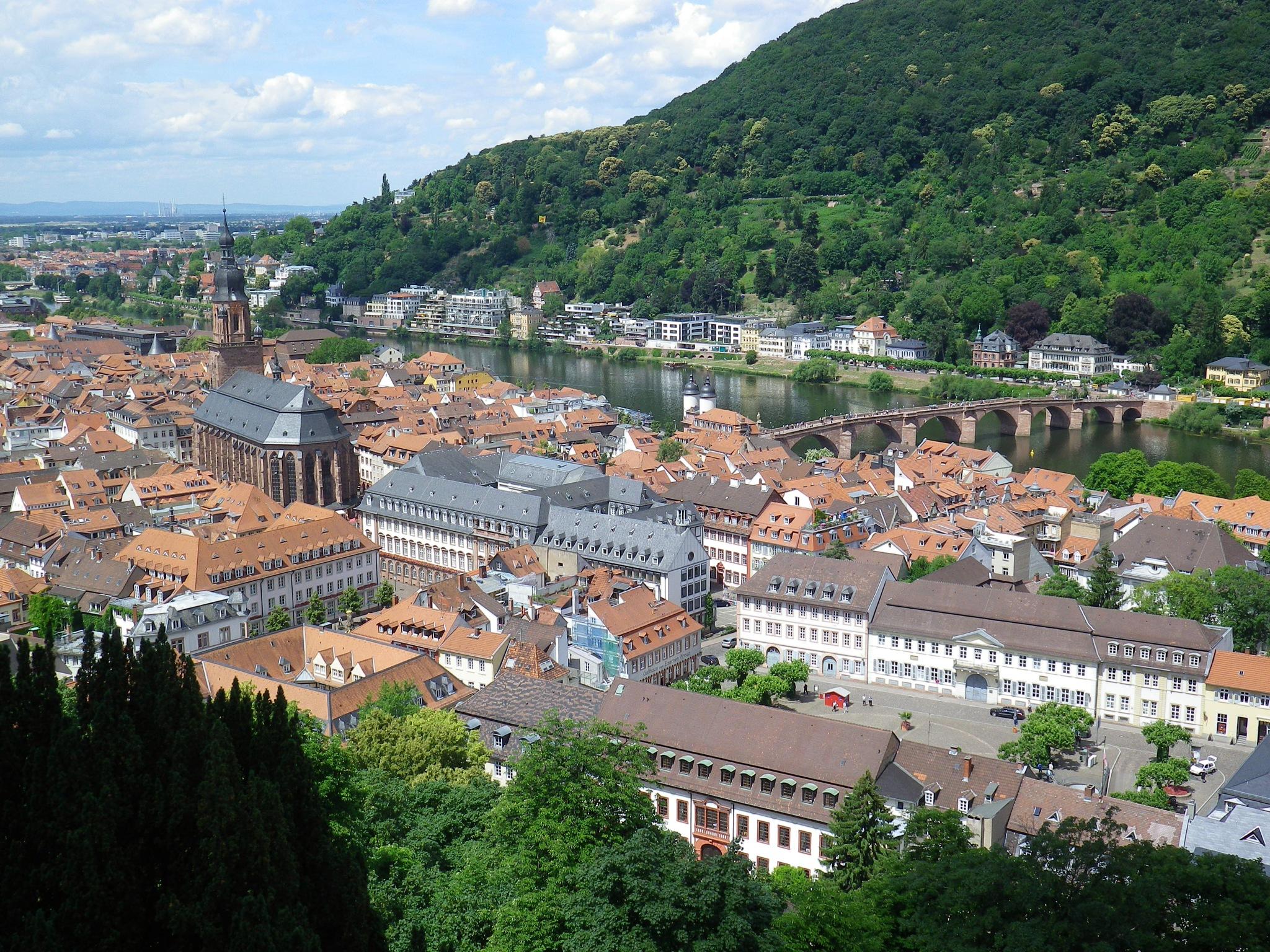 Heidelberg 2011 by Vero_Pics