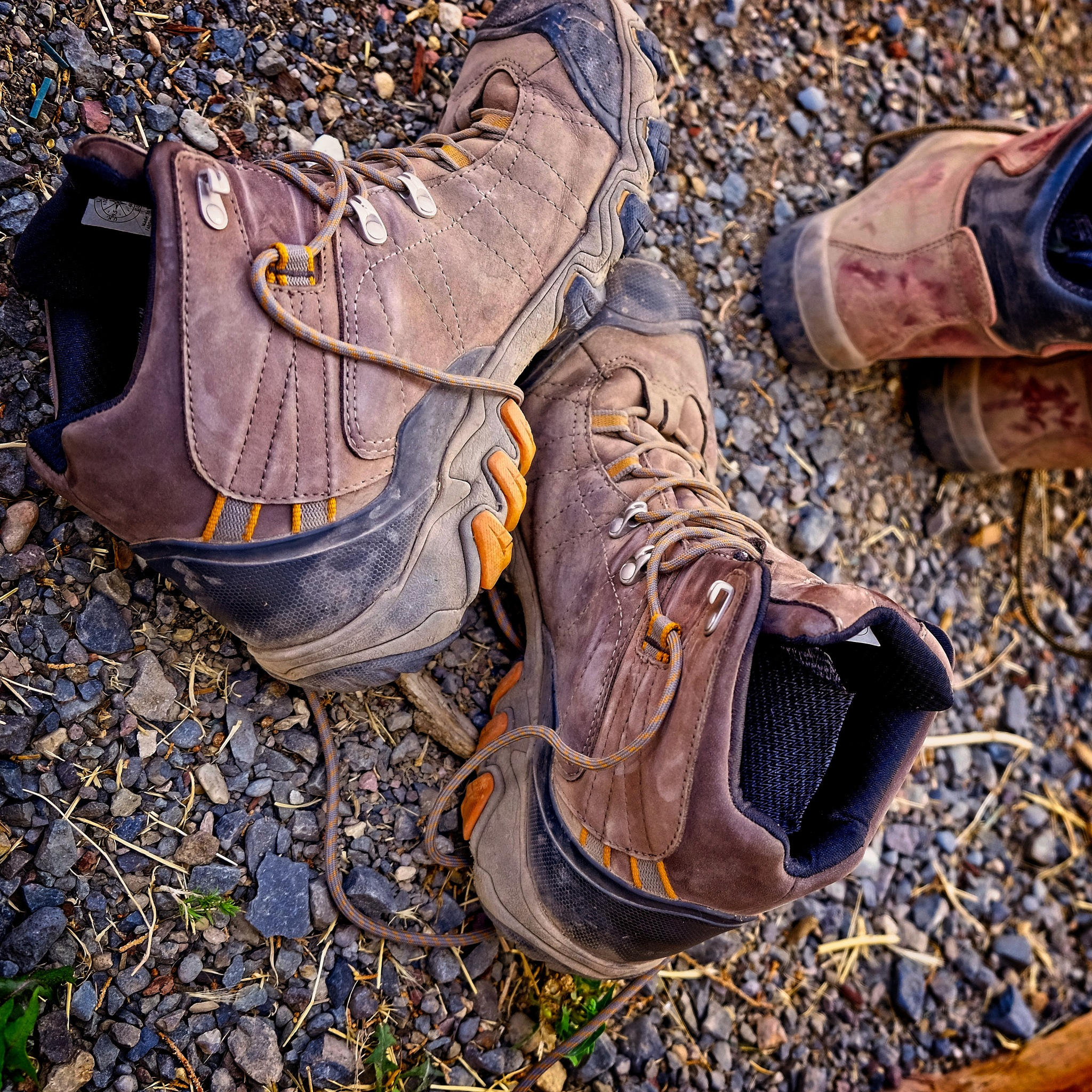 Hiking Boots by RenfroPhotography