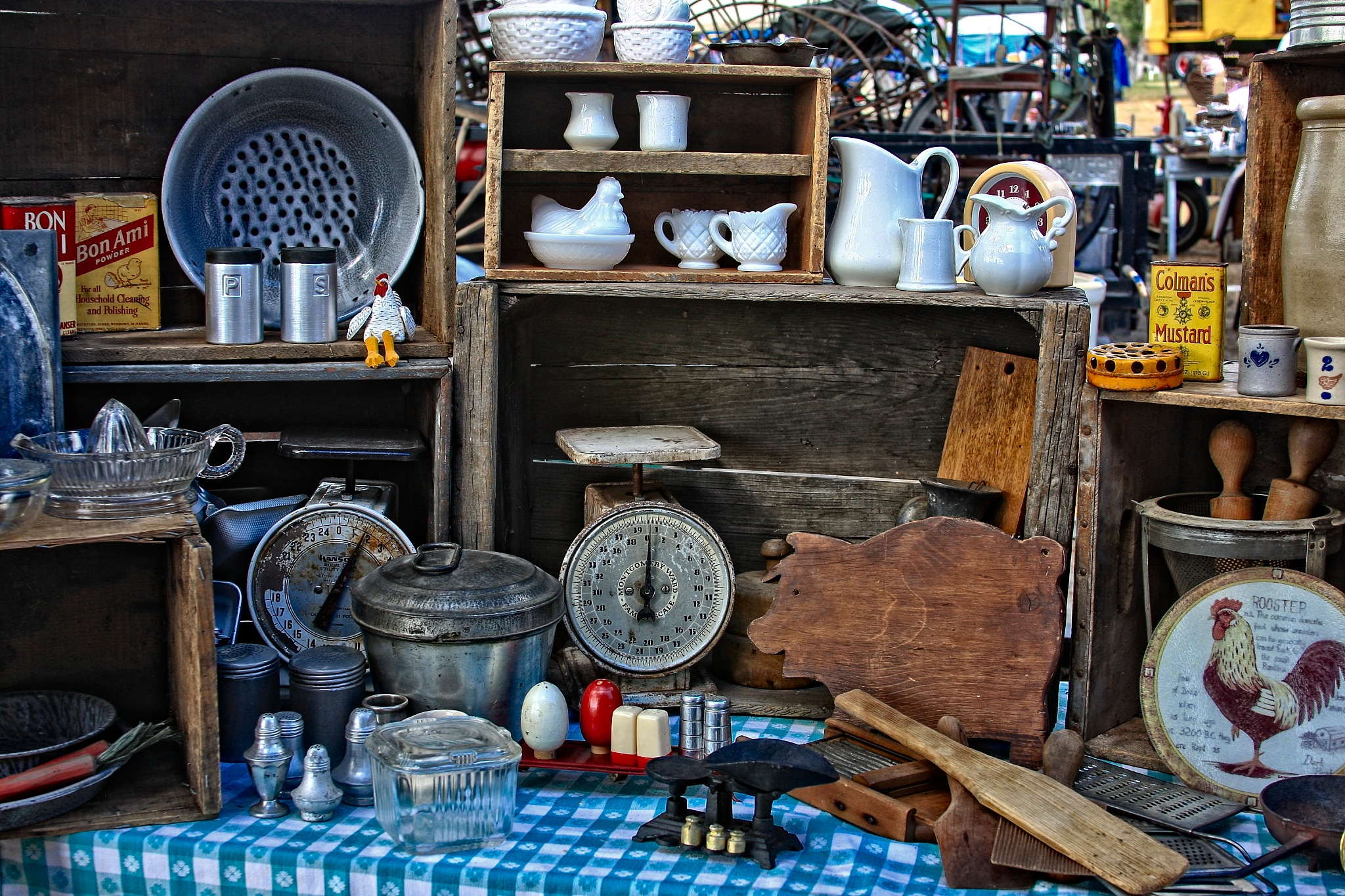 Old Time Cookware by RenfroPhotography