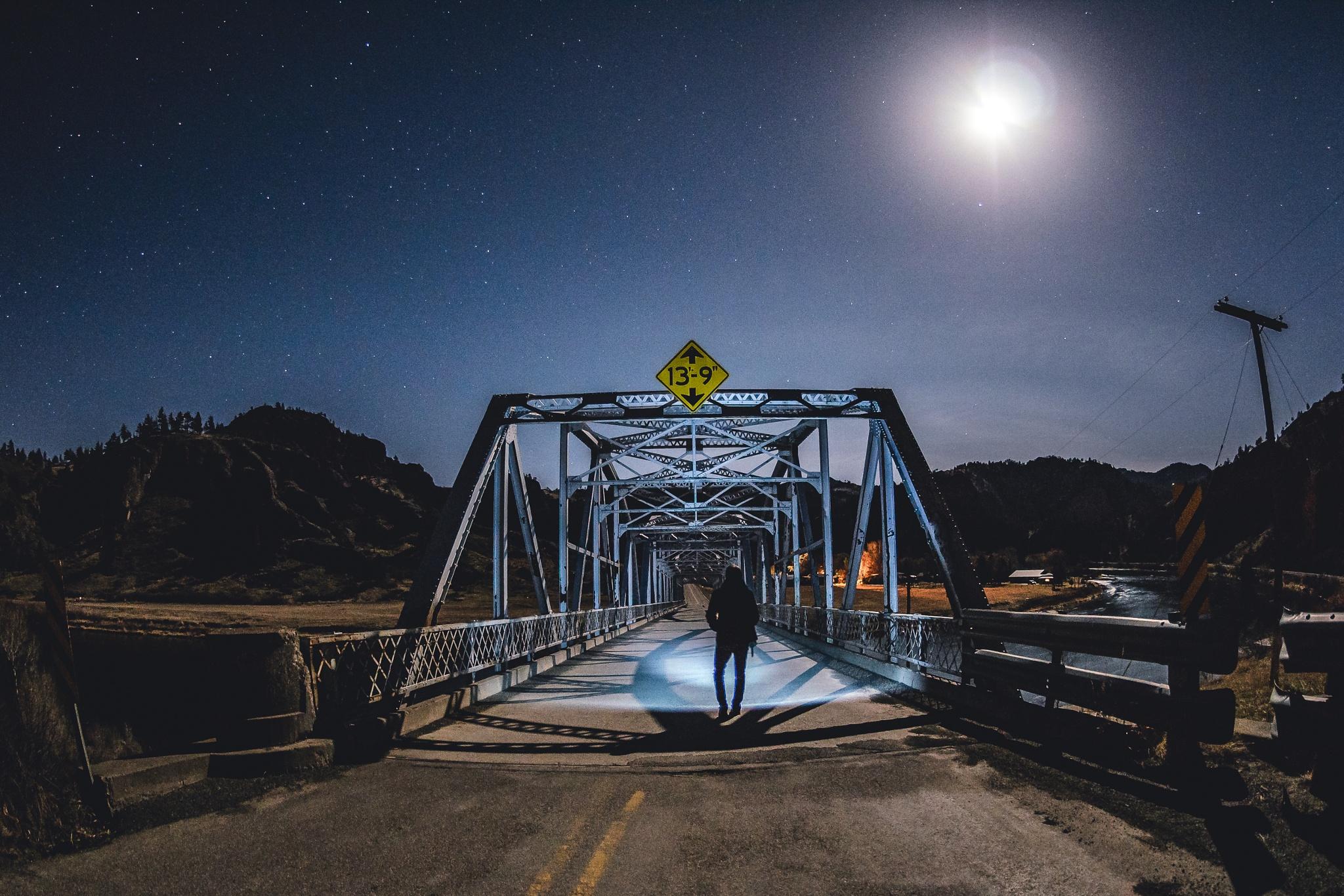 Path by Franklin David Hannant
