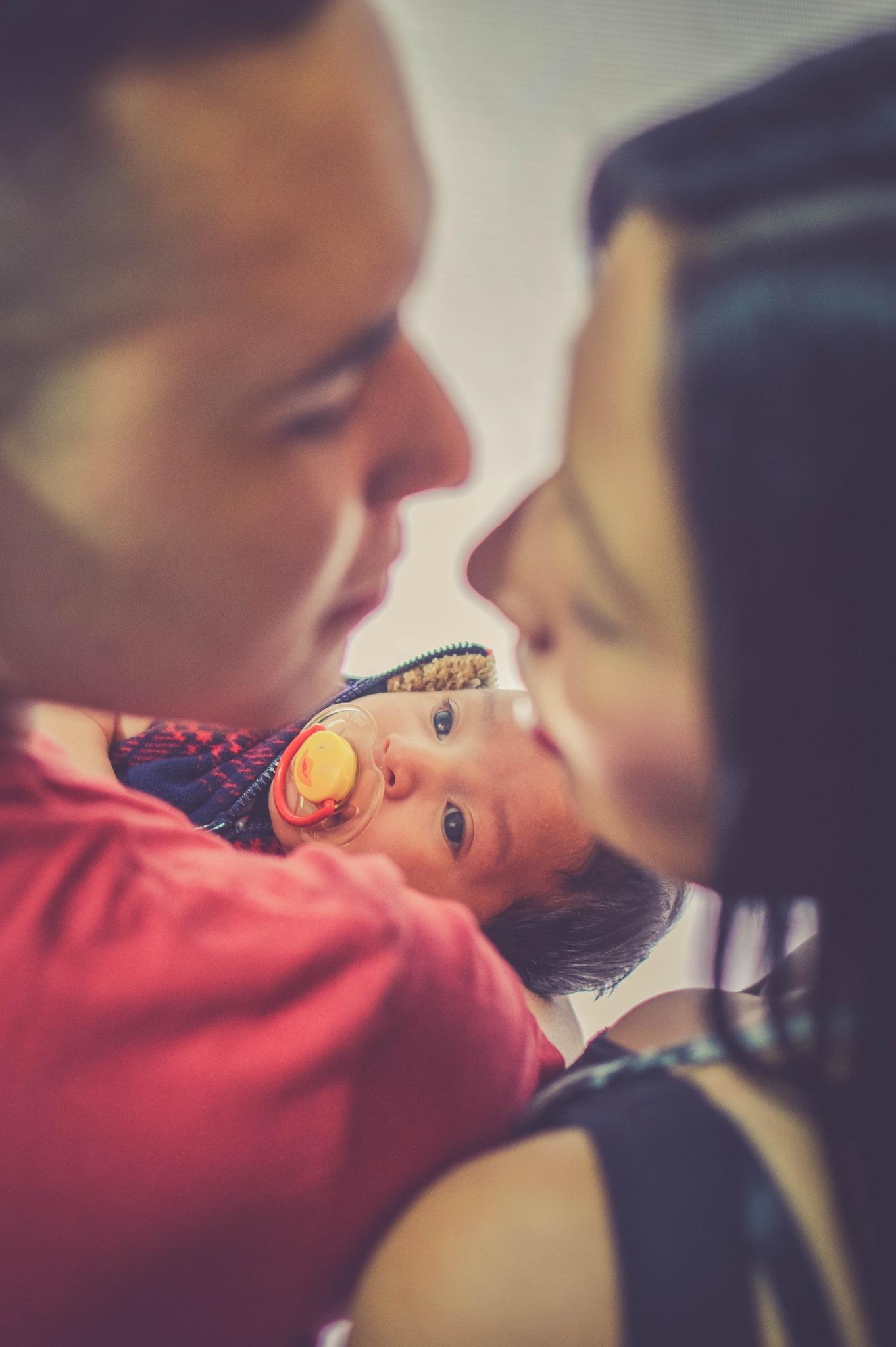 Cristian, Andrea & Angel by Alejandra Arango