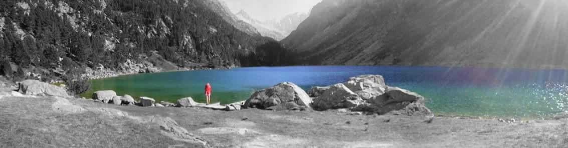 Look on the Lake by edgelesslife