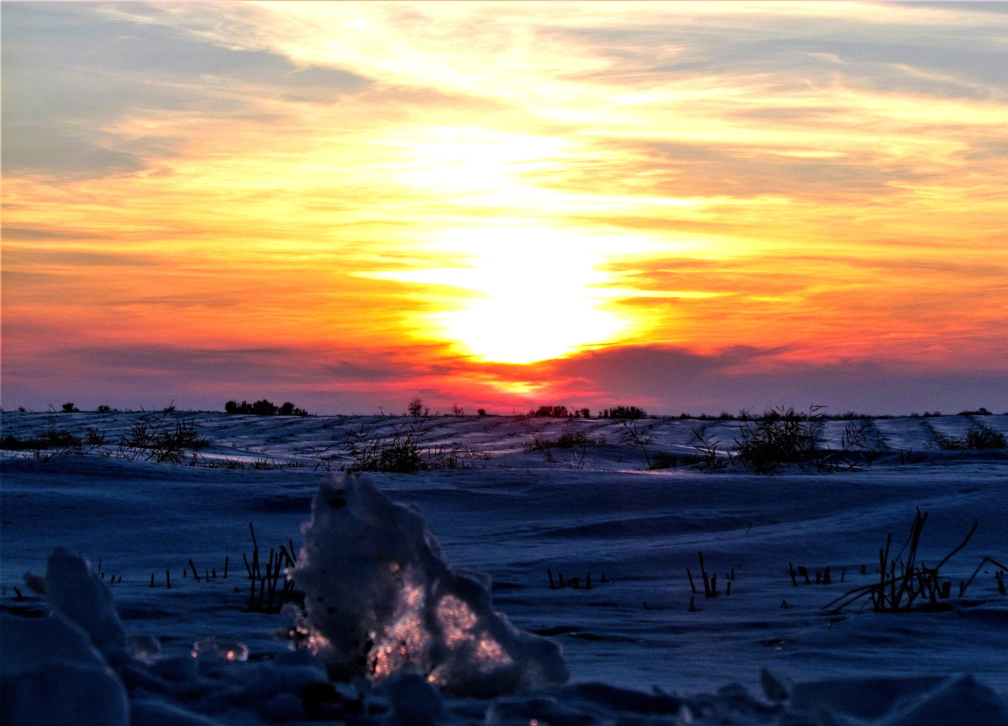 Winter magic by estherlarge