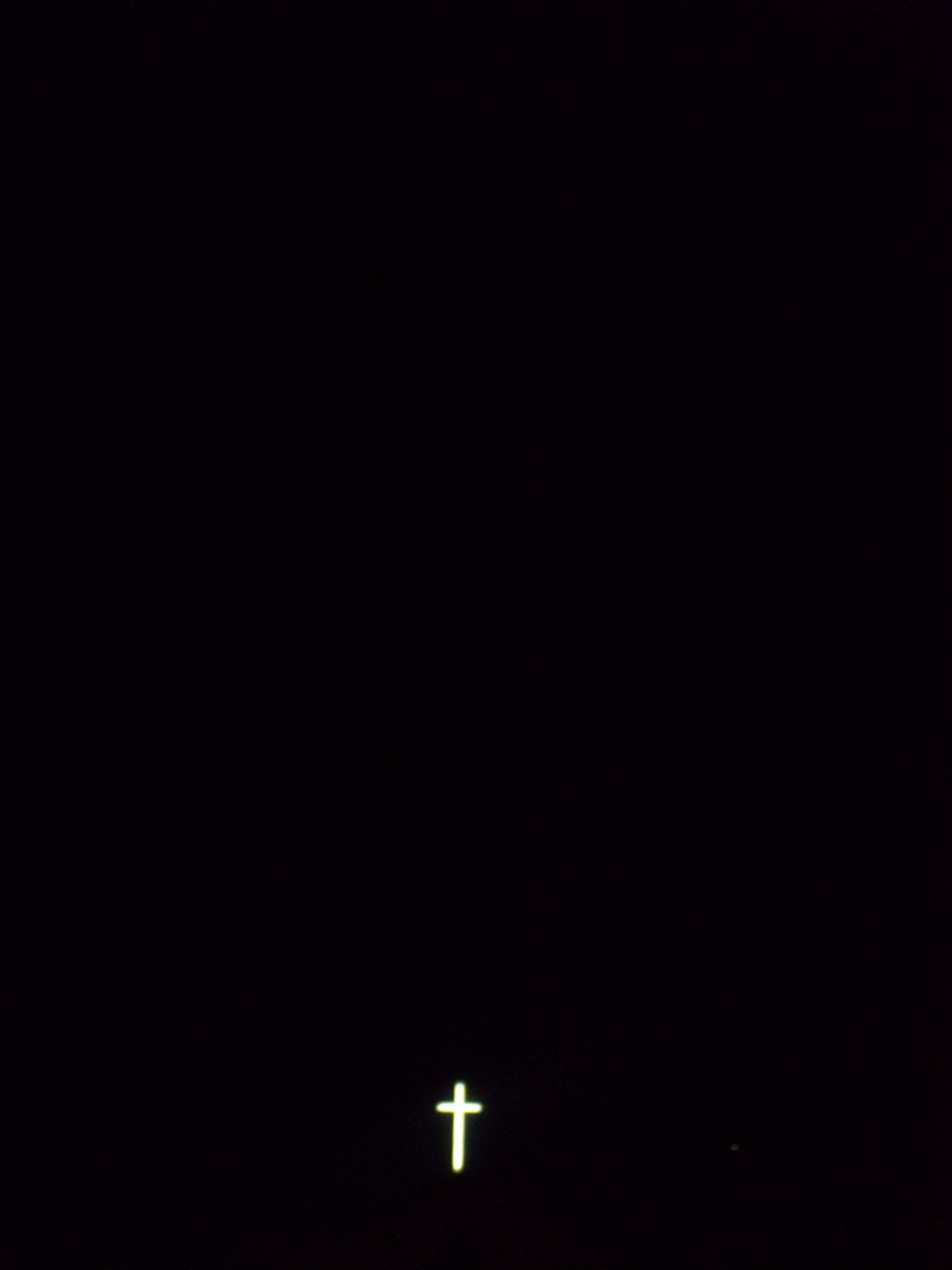 A light in the darkness. by LonW