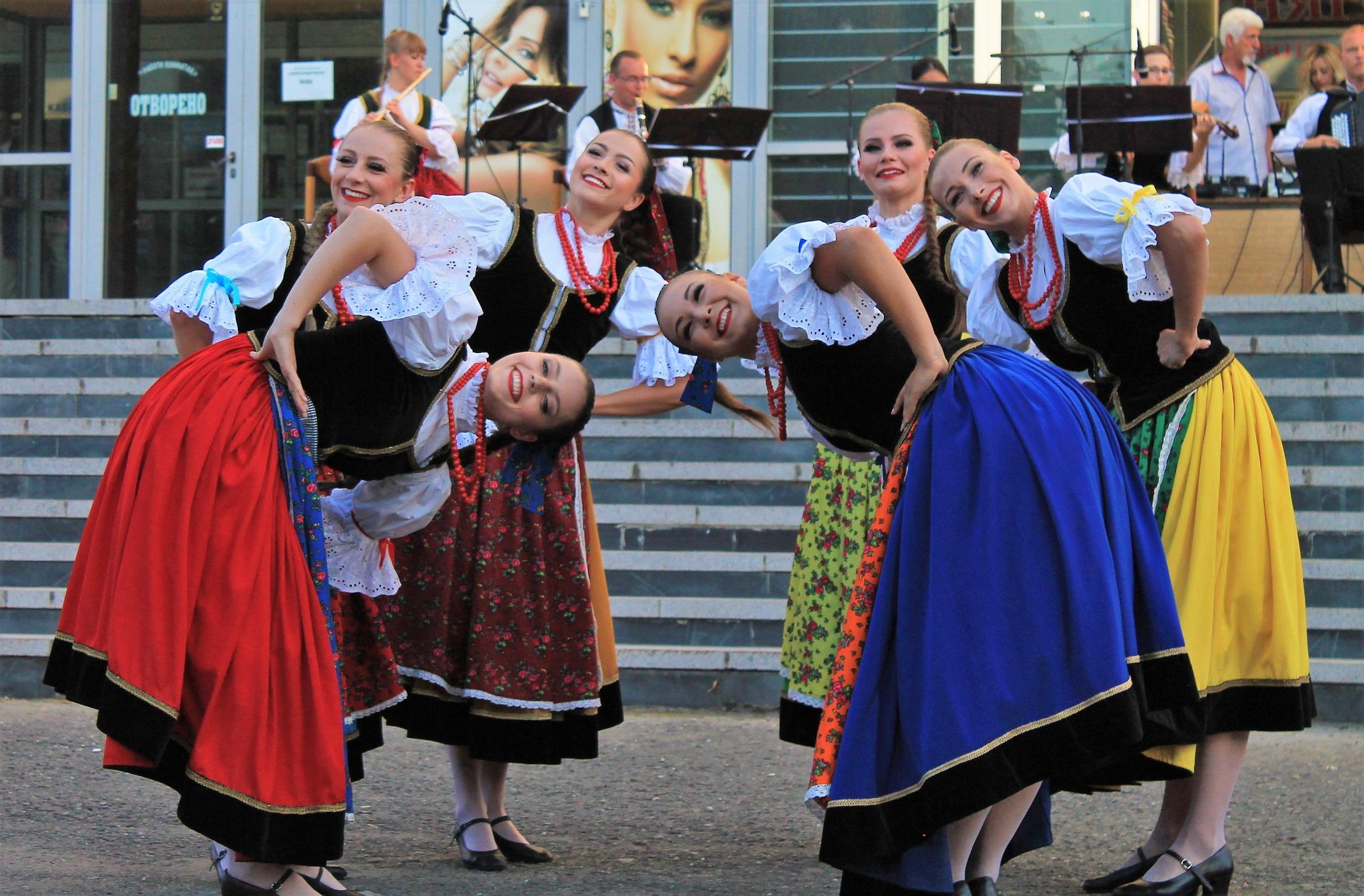 Dance by Evelin Milev