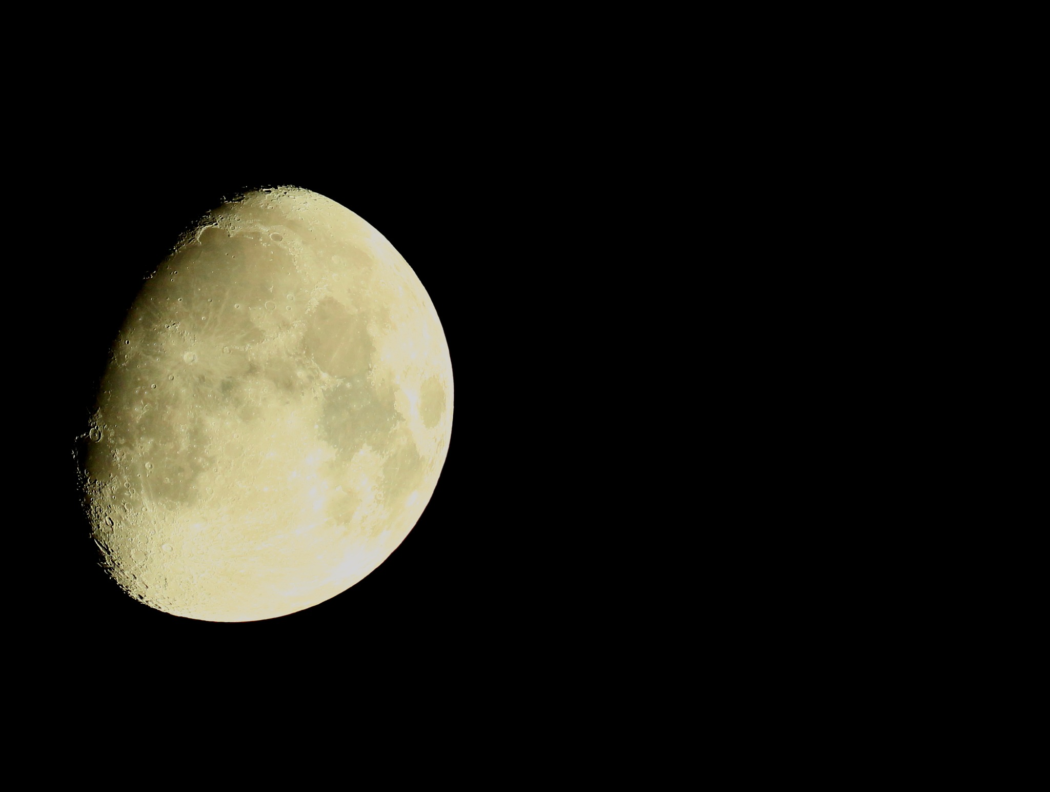 Photo in Astrophotography #moon #astrophotography #luna