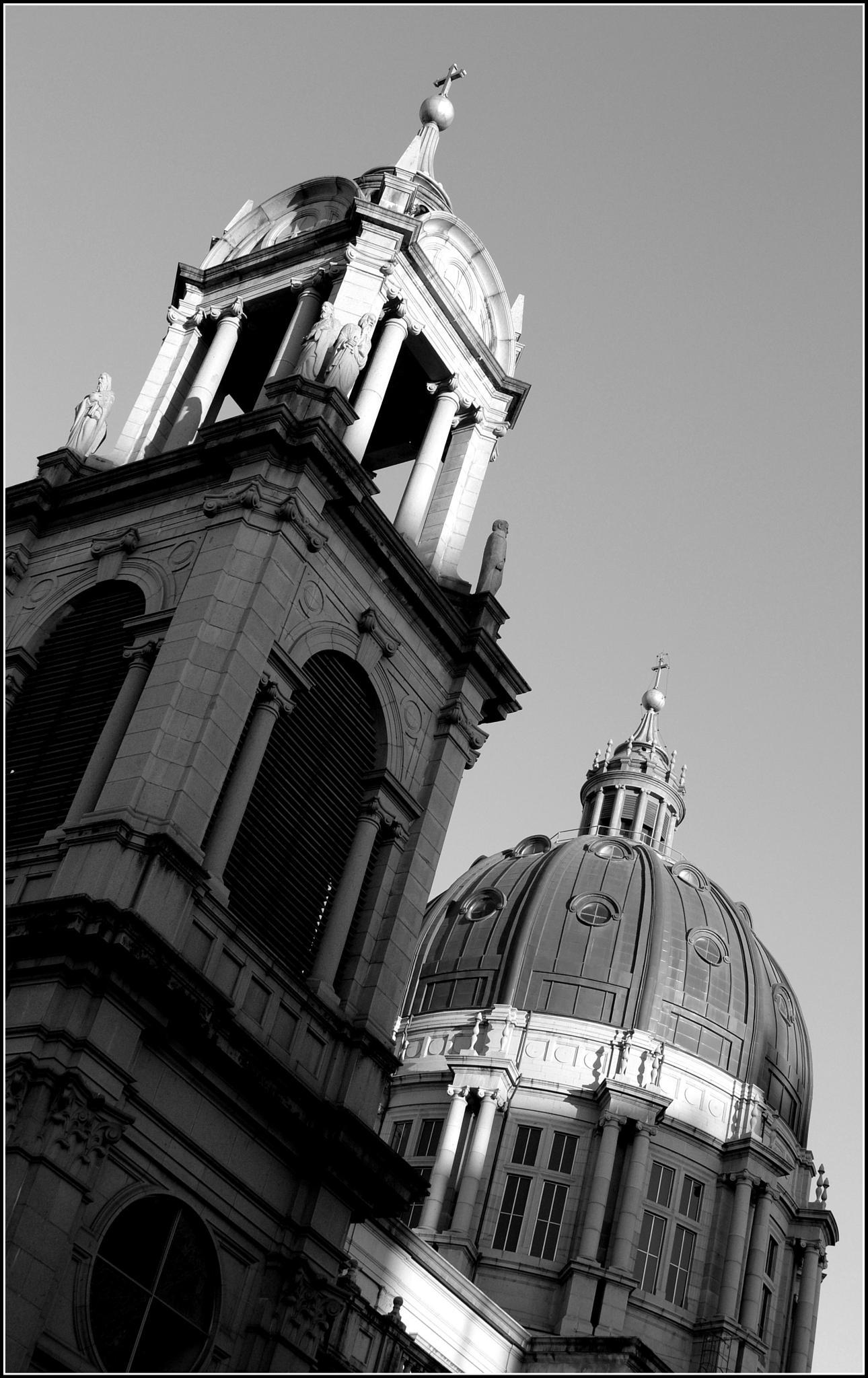 Catedral Metropolitana by Paula Batista