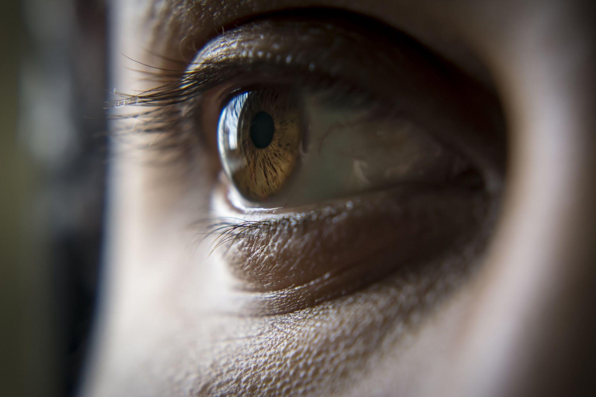 My eye by Reza Shahbazi