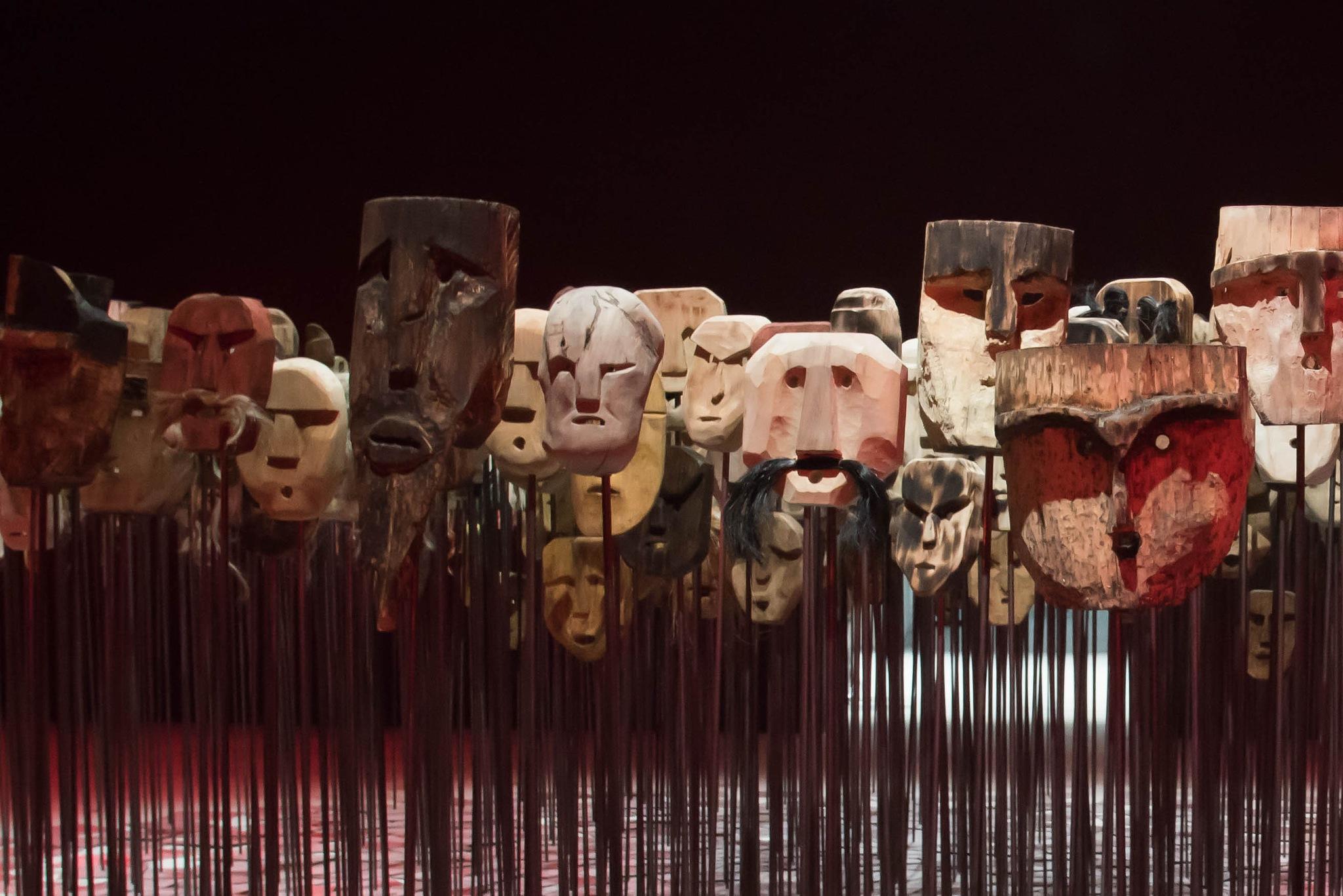 Glave by dusanvladimir
